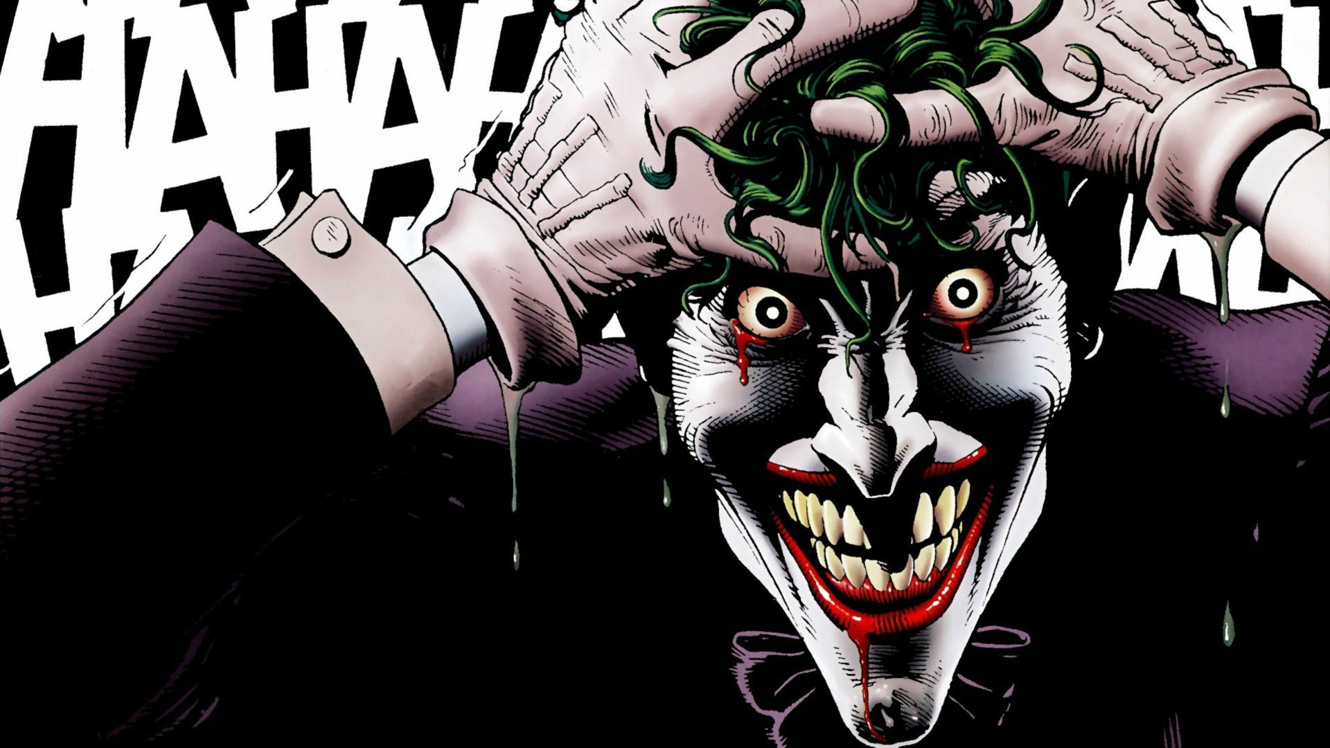 "1920x1080 BATMAN: THE KILLING JOKE – ""One Bad Day,"" One Peculiar Adaptation 
