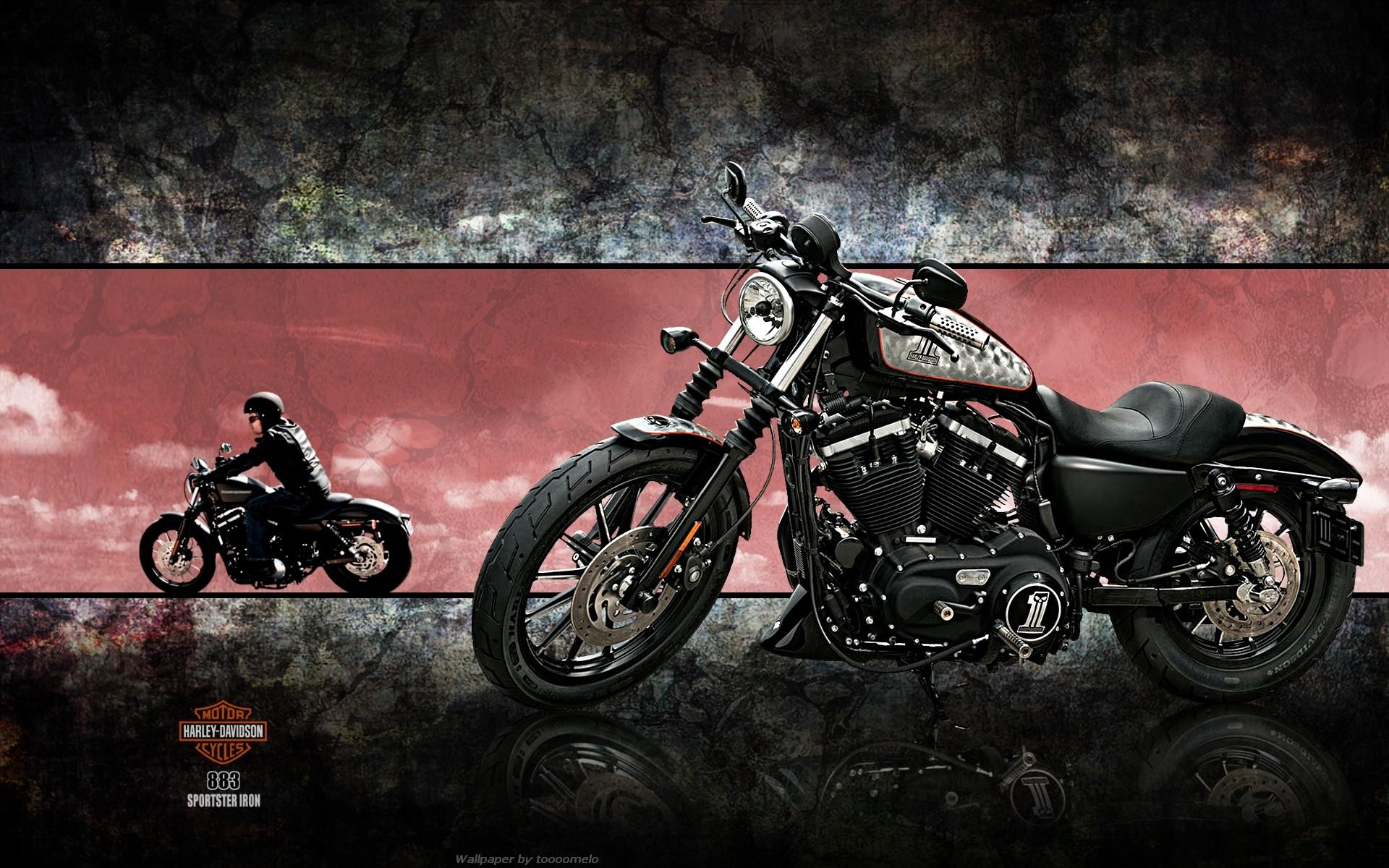 Harley Davidson Wallpapers And Screensavers (80+ Images
