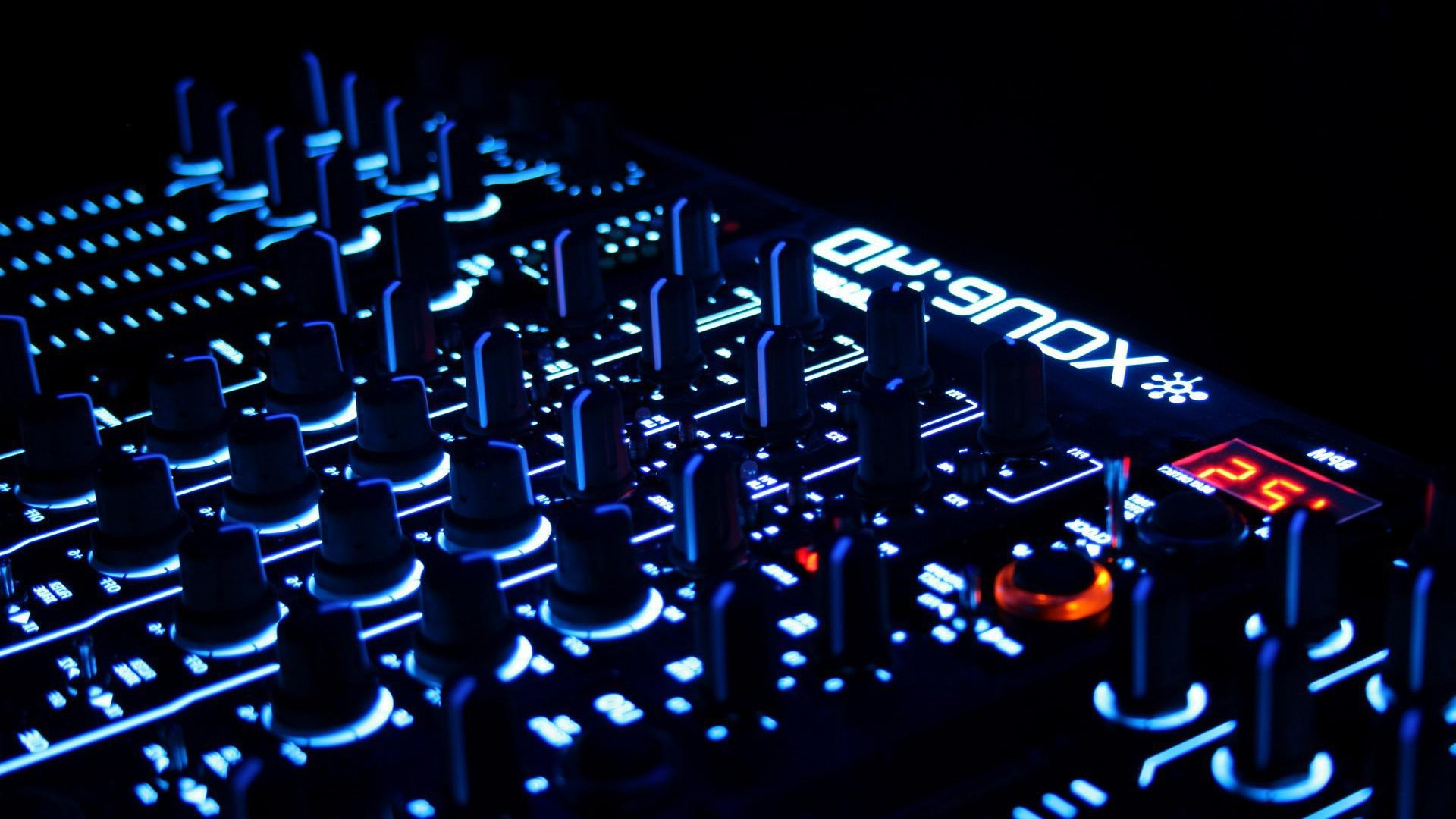 1920x1080 Cool Other Music Dj Dj Console Wallpaper