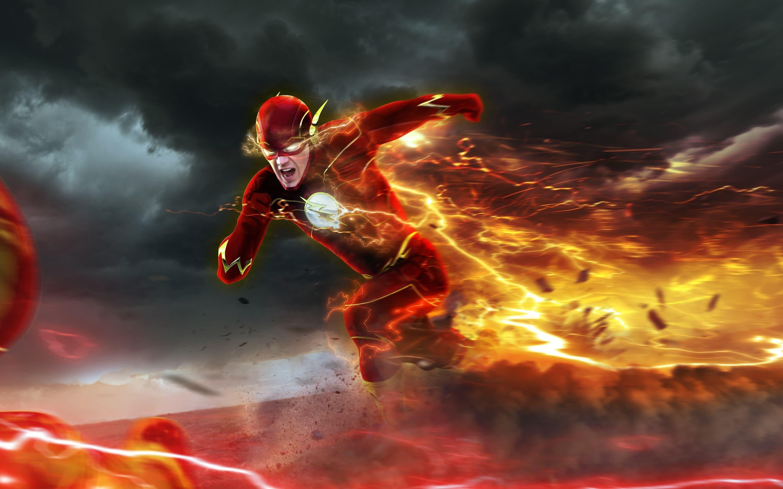 First Look at CWs Keiynan Lonsdale as KID FLASH! (Wally