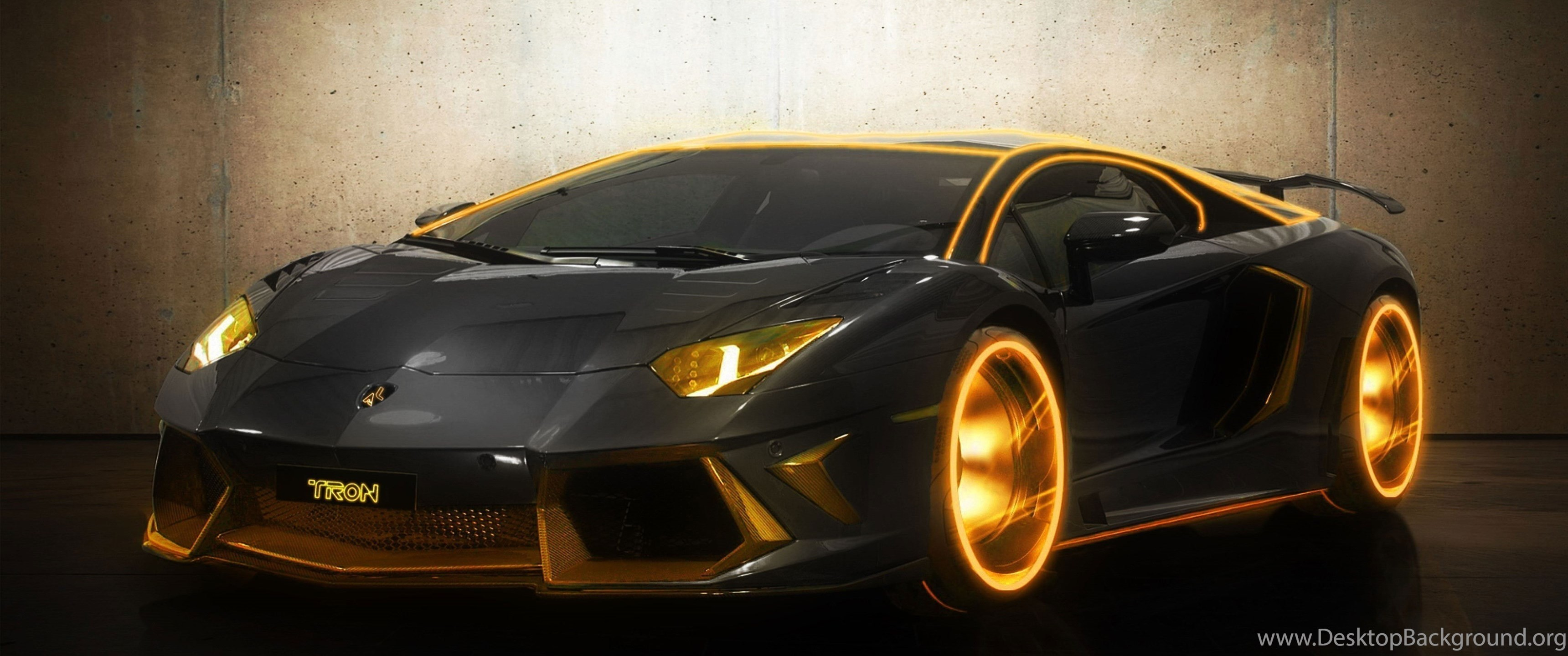 3440x1440 Best Car Wallpapers Of Lamborghini Aventador Lp700 4 Tron Dodge Challenger Wallpaper  Iphone