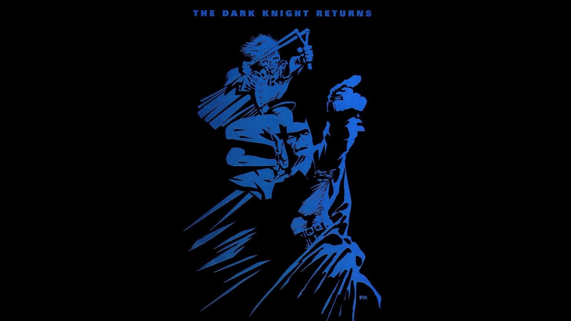 batman dark knight returns wallpaper (78+ images)