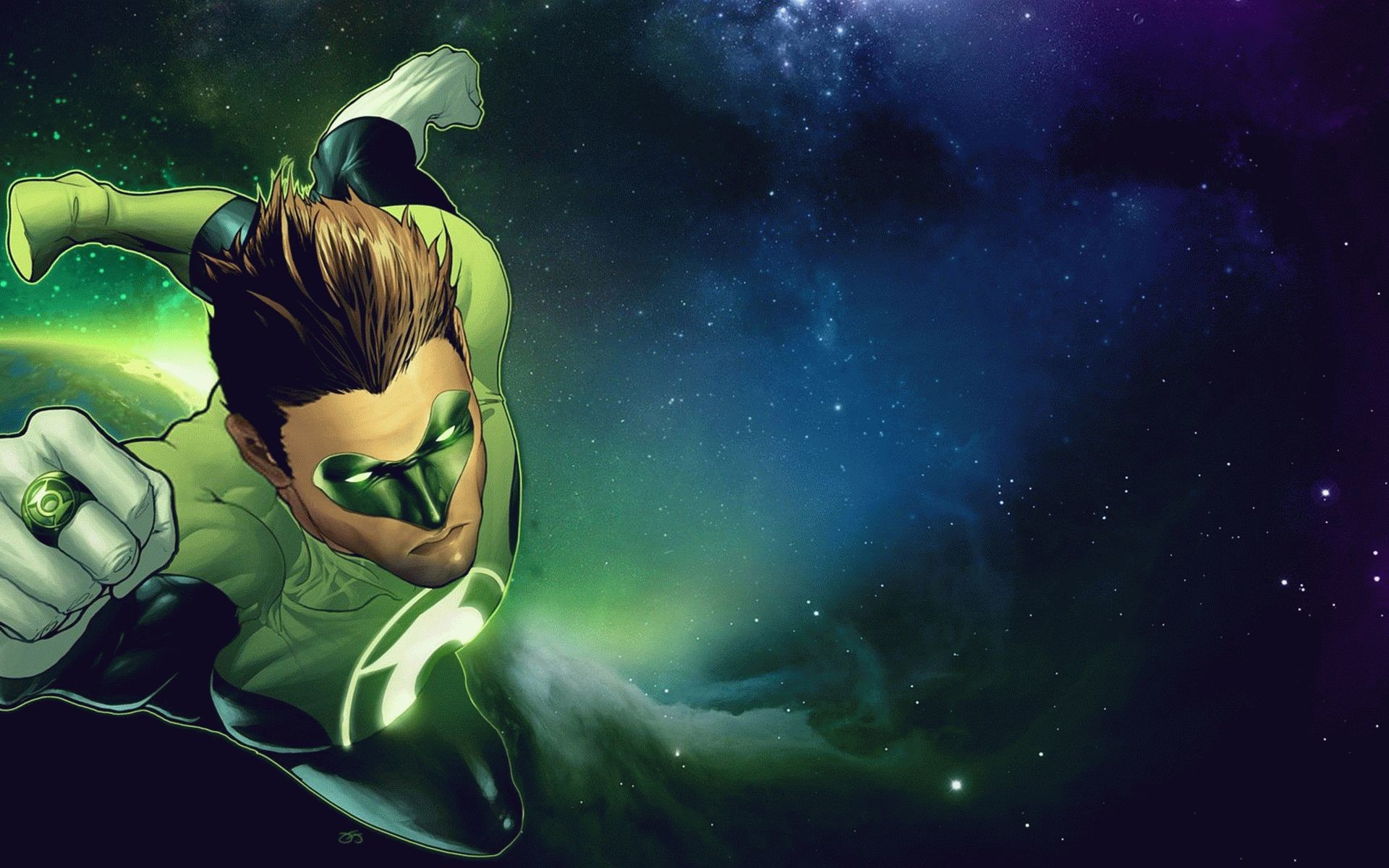 1920x1200 Green Lantern HD Background, Picture, Image