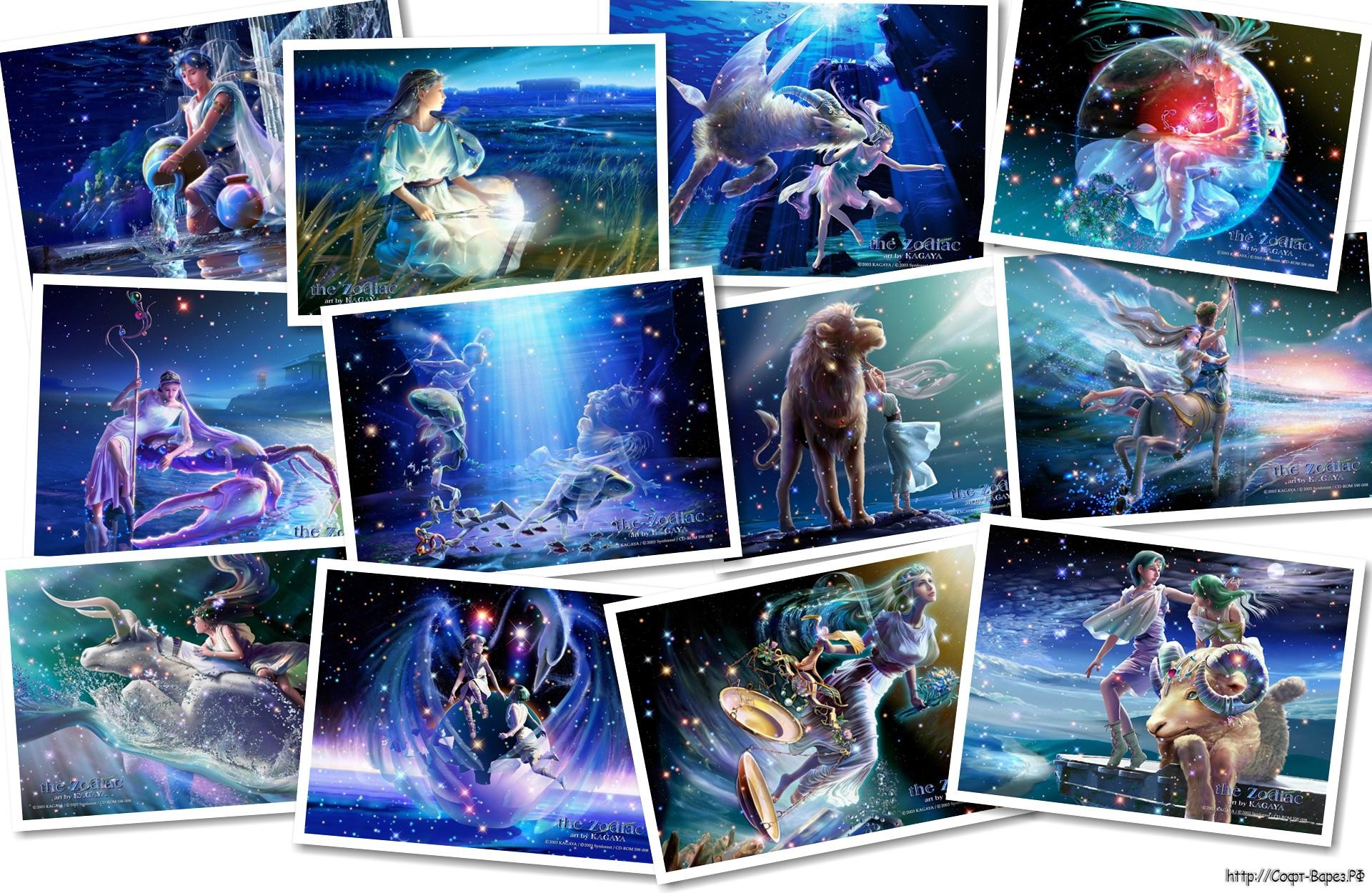 Zodiac Signs Wallpapers (45+ images)