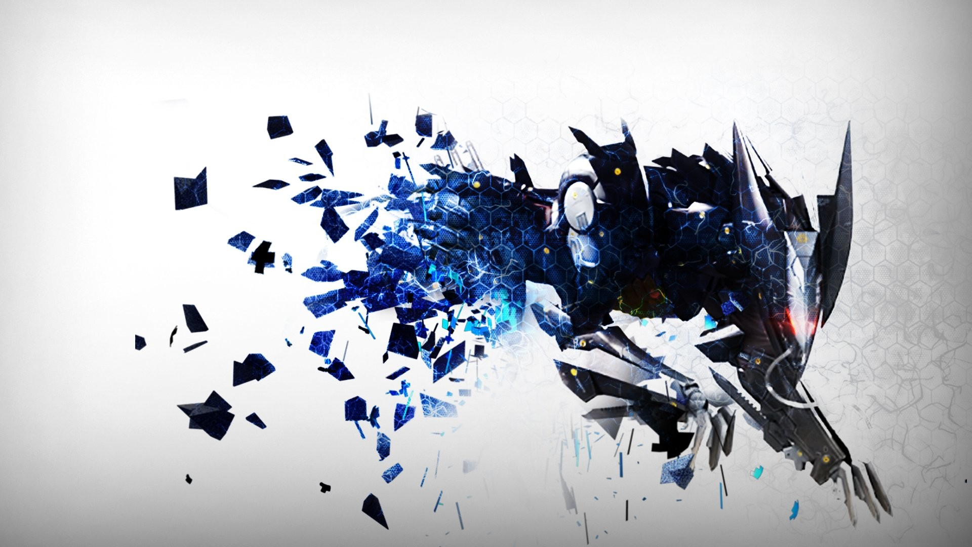 1920x1080 Video Game - Metal Gear Rising Video Game Blade Wolf Wallpaper