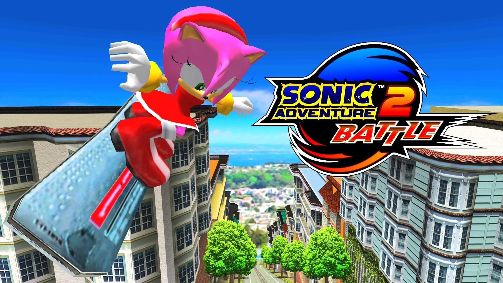 1920x1080 Sonic Adventure 2: Battle - City Escape - Amy [REAL Full HD, Widescreen] -  YouTube
