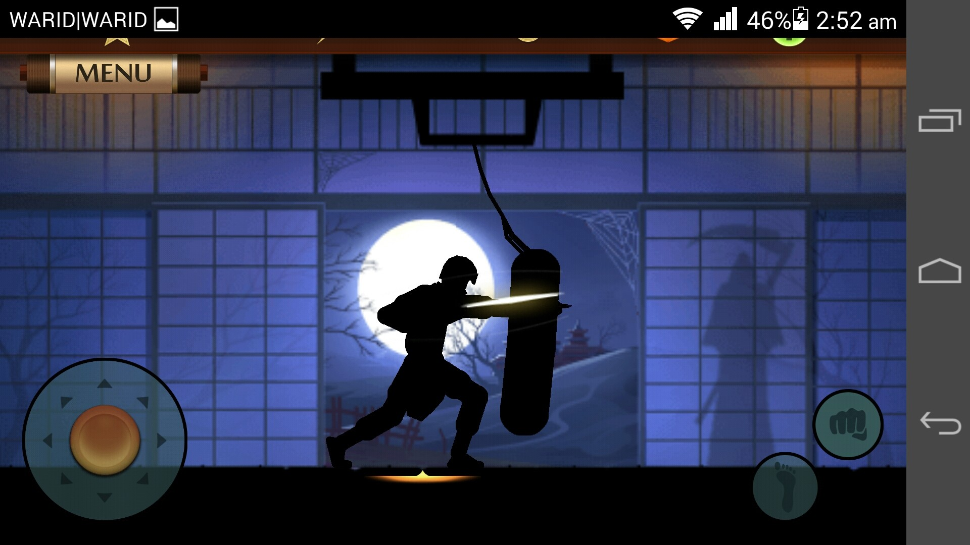 1920x1080 shadow fight 2 android game review