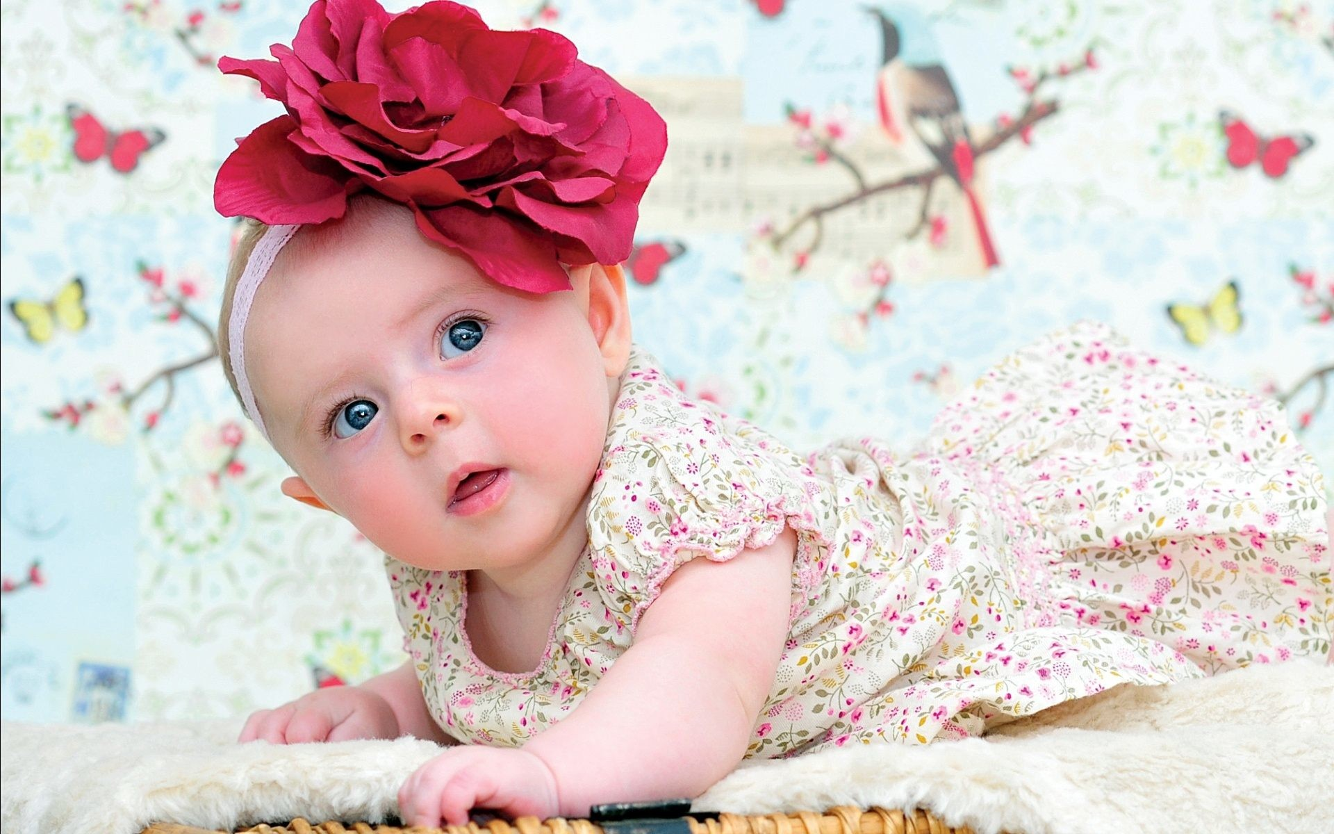 1920x1200 Cute Little Baby Girl Wallpaper HD Download Of Cute Baby