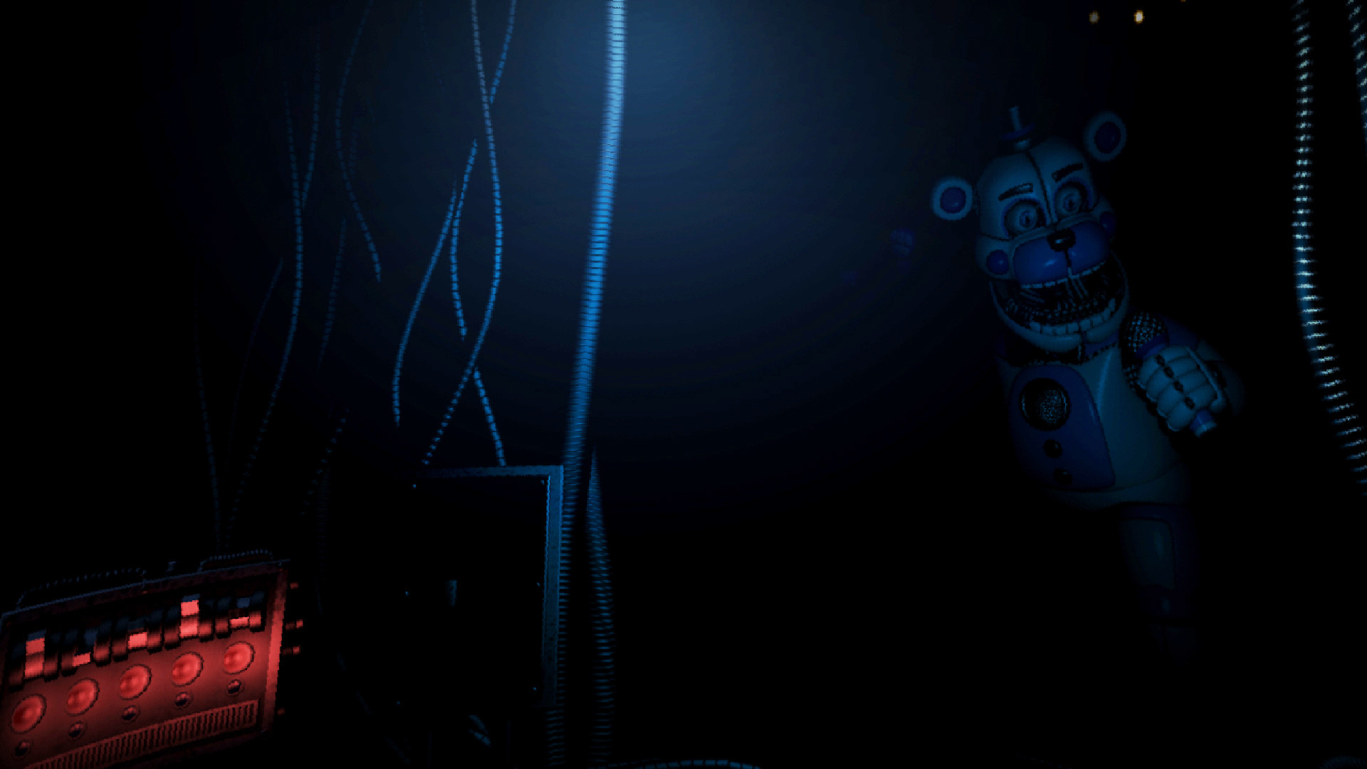 1920x1080 Five Nights At Freddy's: Sister Location is a glorious return to cheap,  nasty horror - Kill Screen