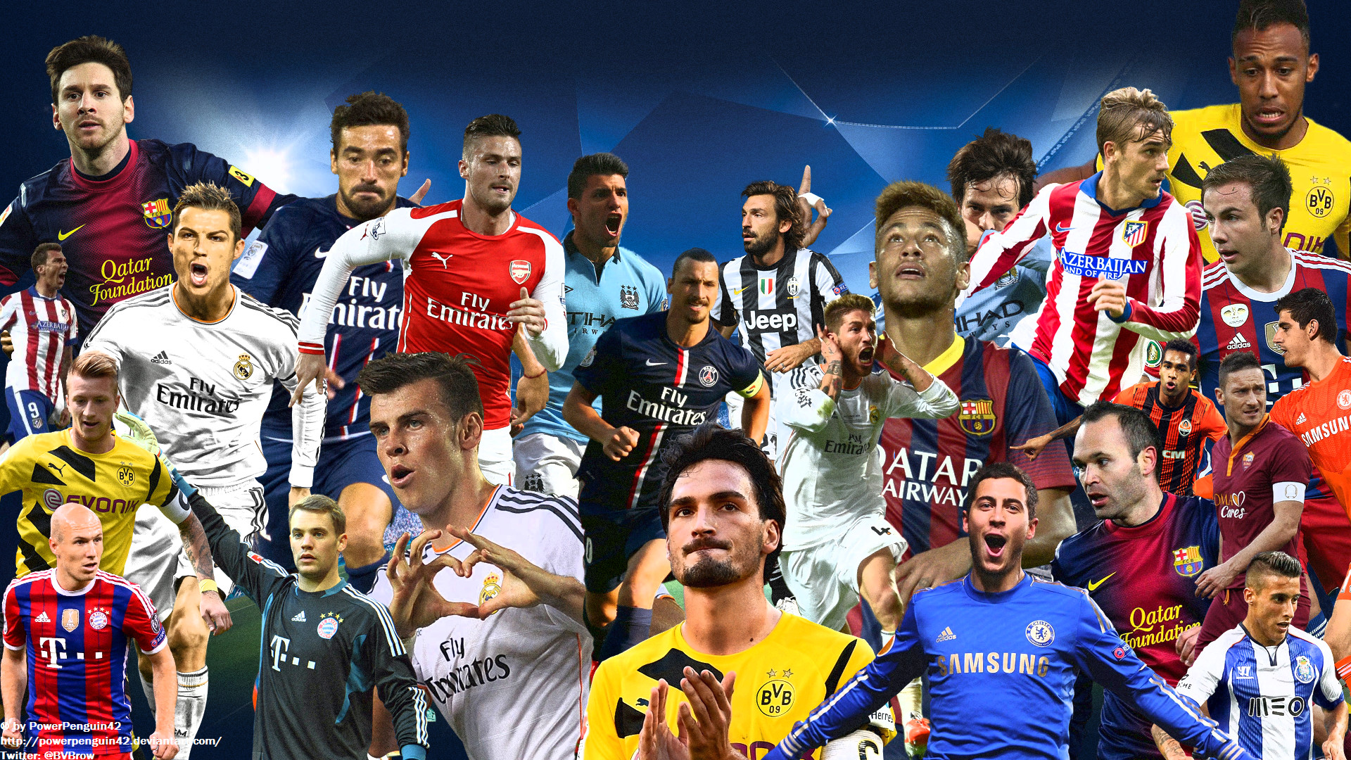 UEFA Champions League: Uefa Champions League Wallpaper (73+ Images