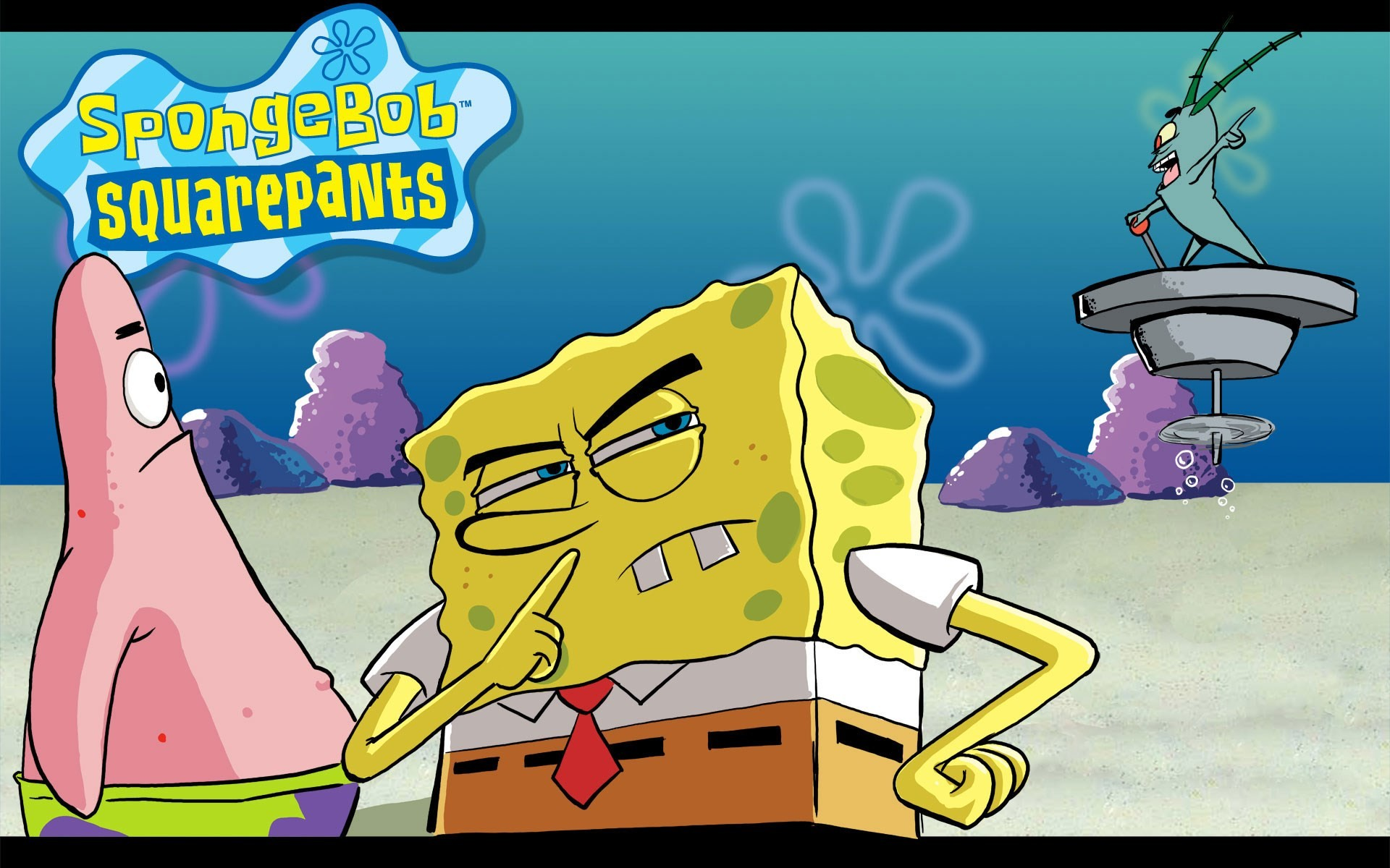 1920x1200 Background High Resolution: spongebob squarepants