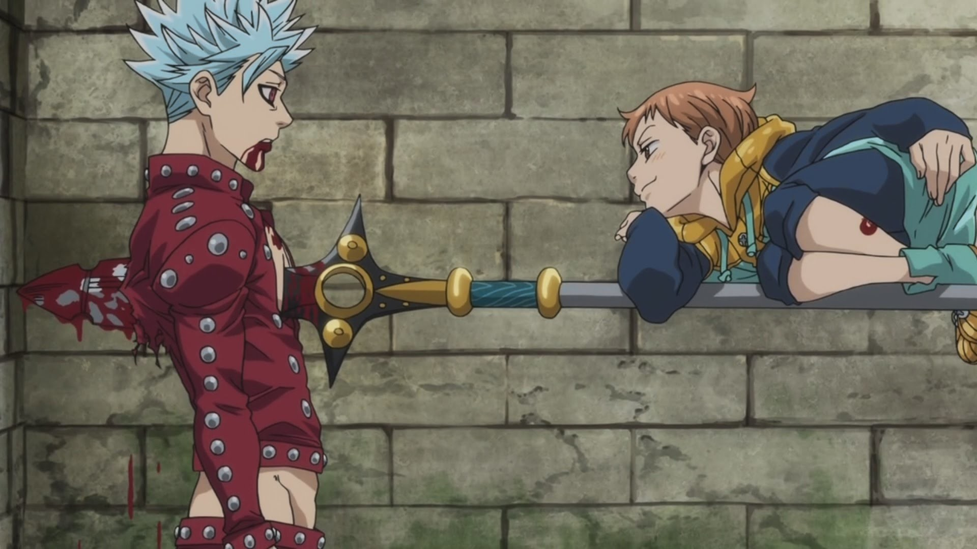 Ban Seven Deadly Sins Wallpaper 69 Images