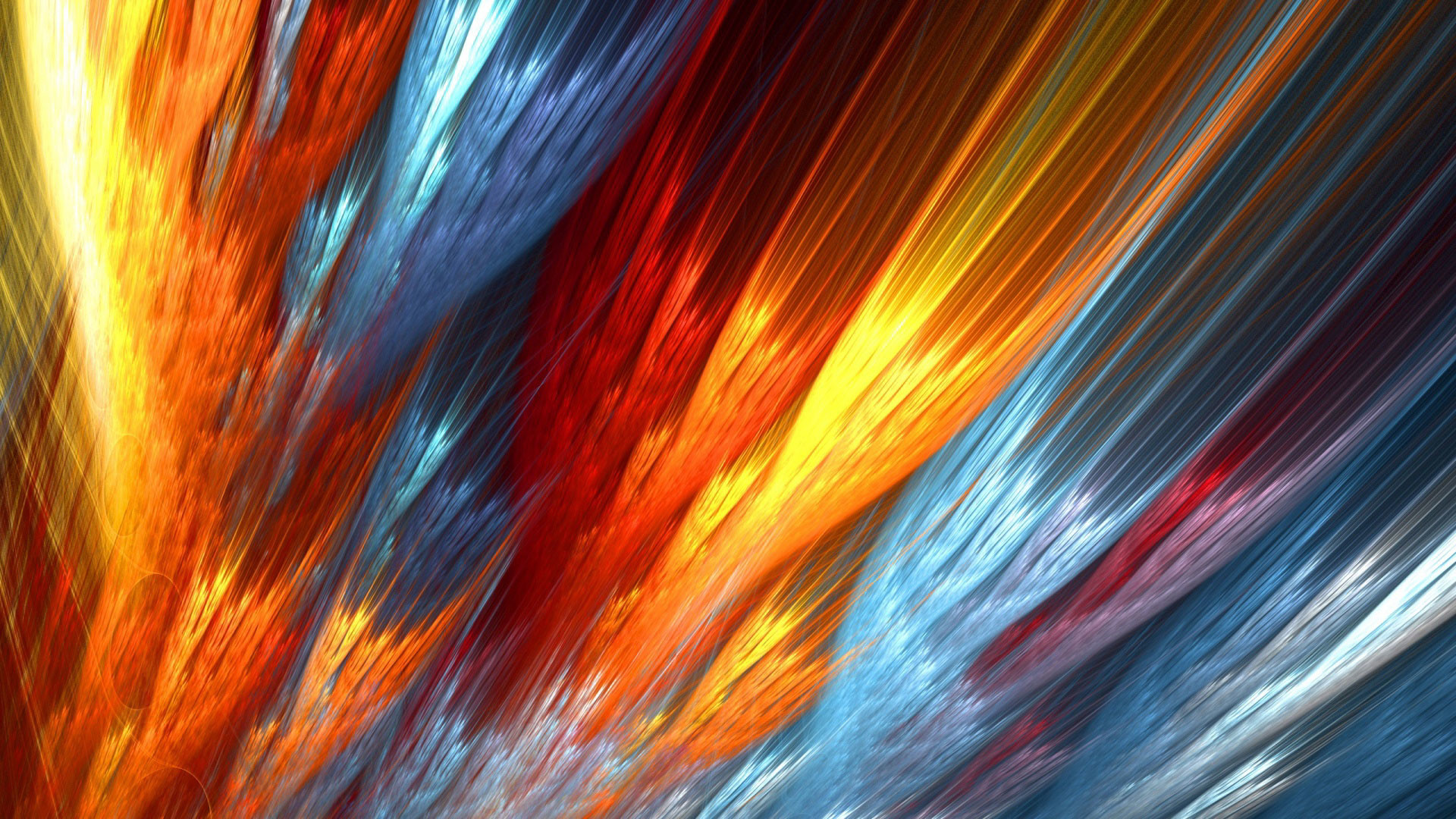 Abstract Water Painting Colors Samsung Galaxy S5 Hd: Color HD Wallpaper (75+ Images