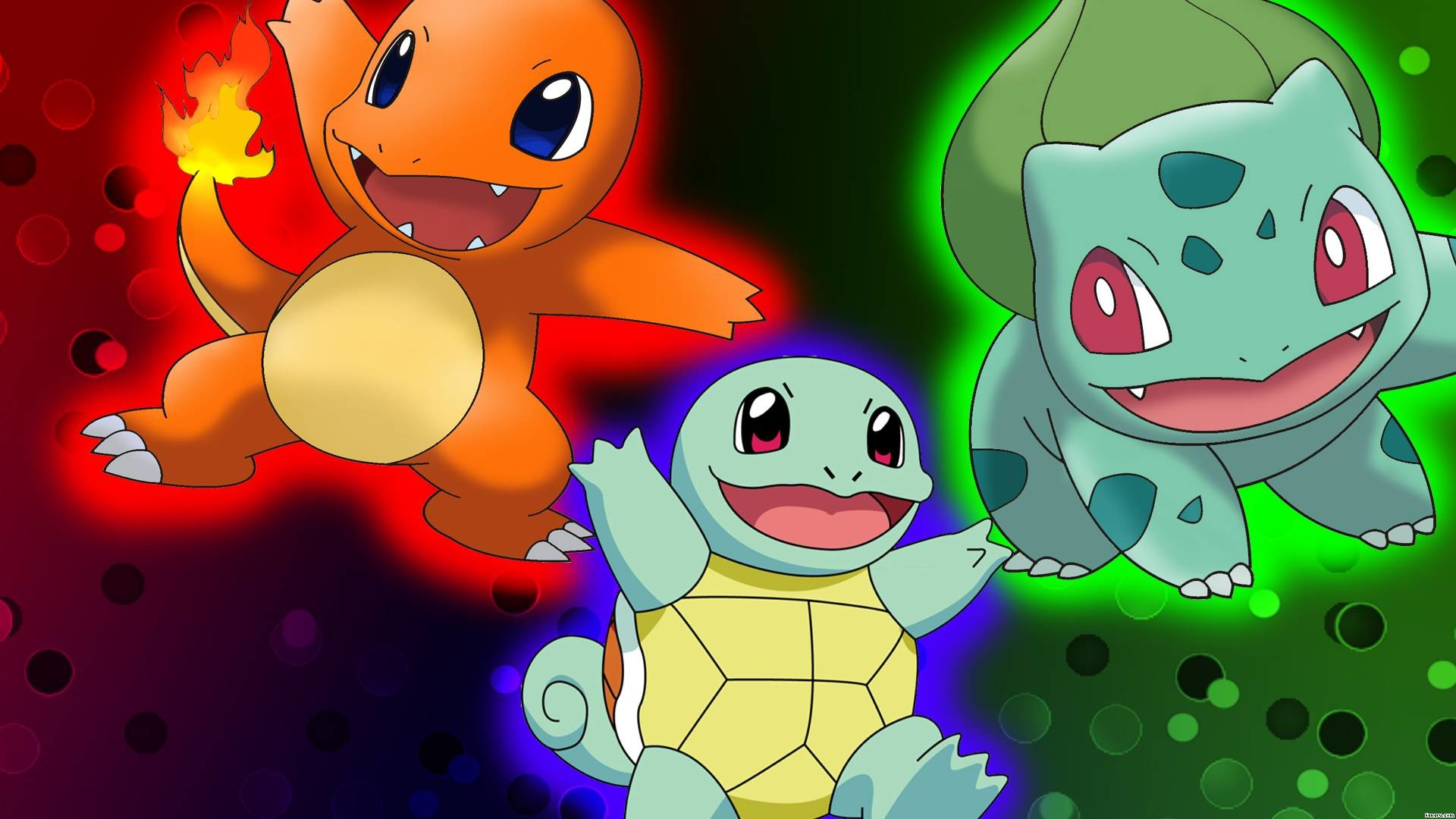 1920x1080 ... Starter Pokemon Wallpapers, Starter Pokemon HD Wallpapers Collection:  Item 6524540
