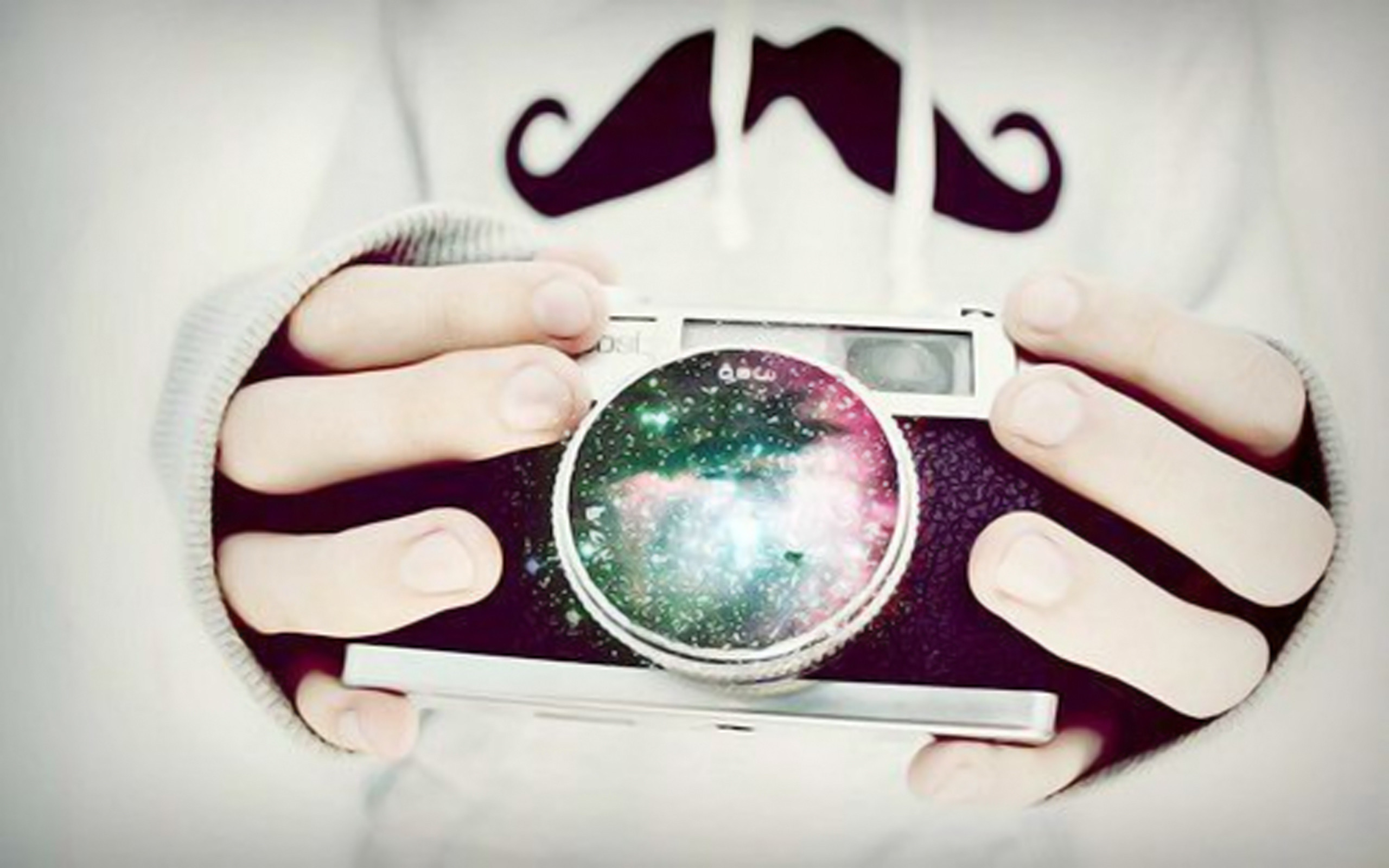2560x1600 Mustache Wallpaper Tumblr Moustaches and galaxies and
