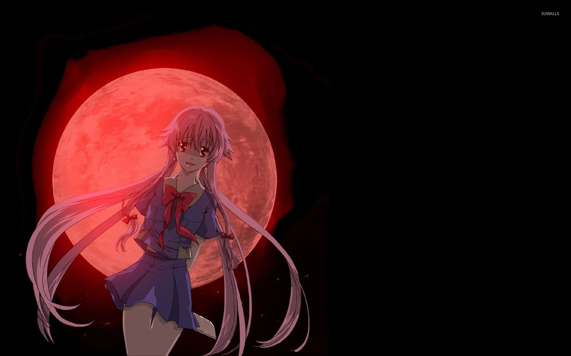1920x1200 Yuno Gasai - Future Diary [7] wallpaper