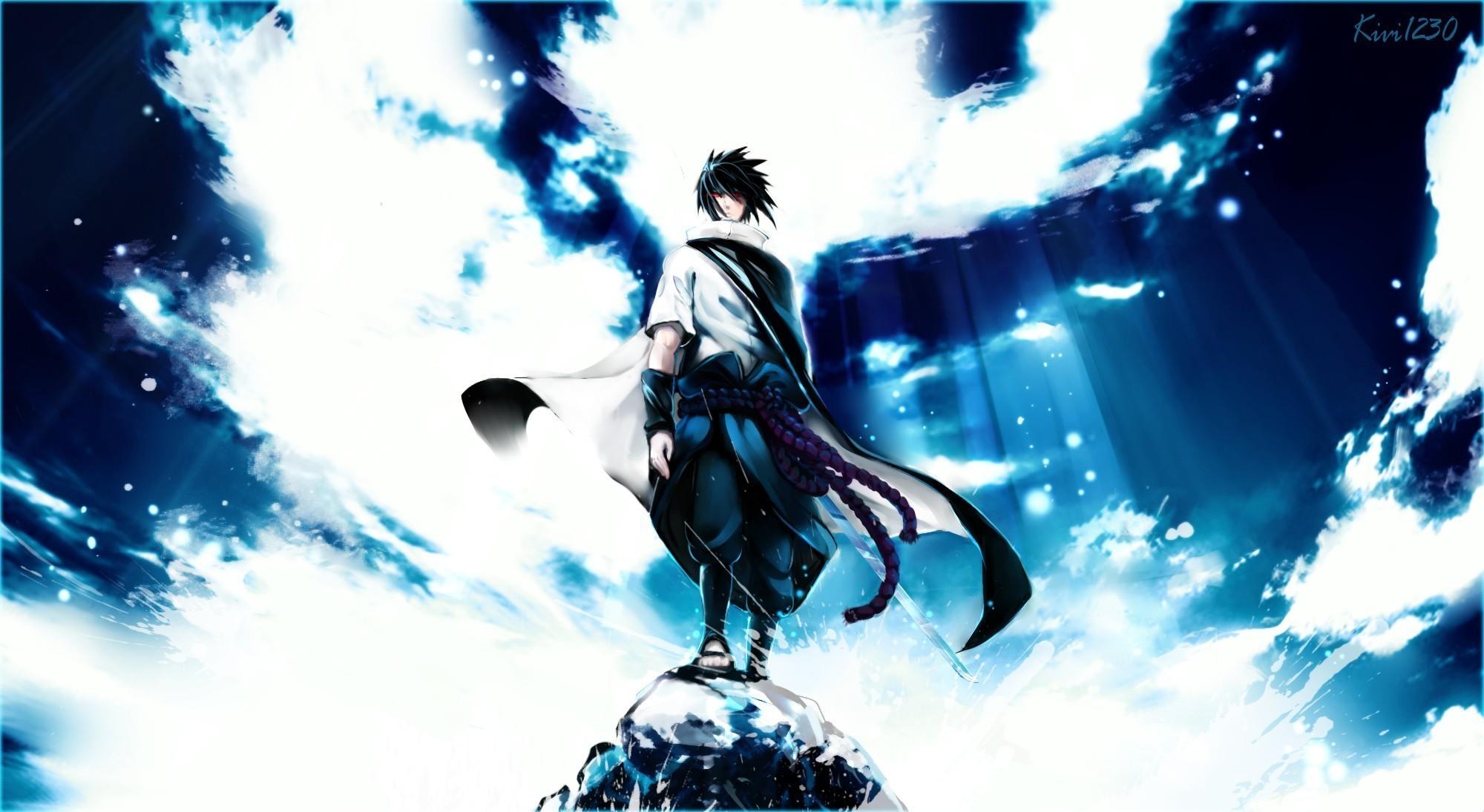 2000x1095 Itachi Uchiha Naruto Sasuke A HD Wallpaper