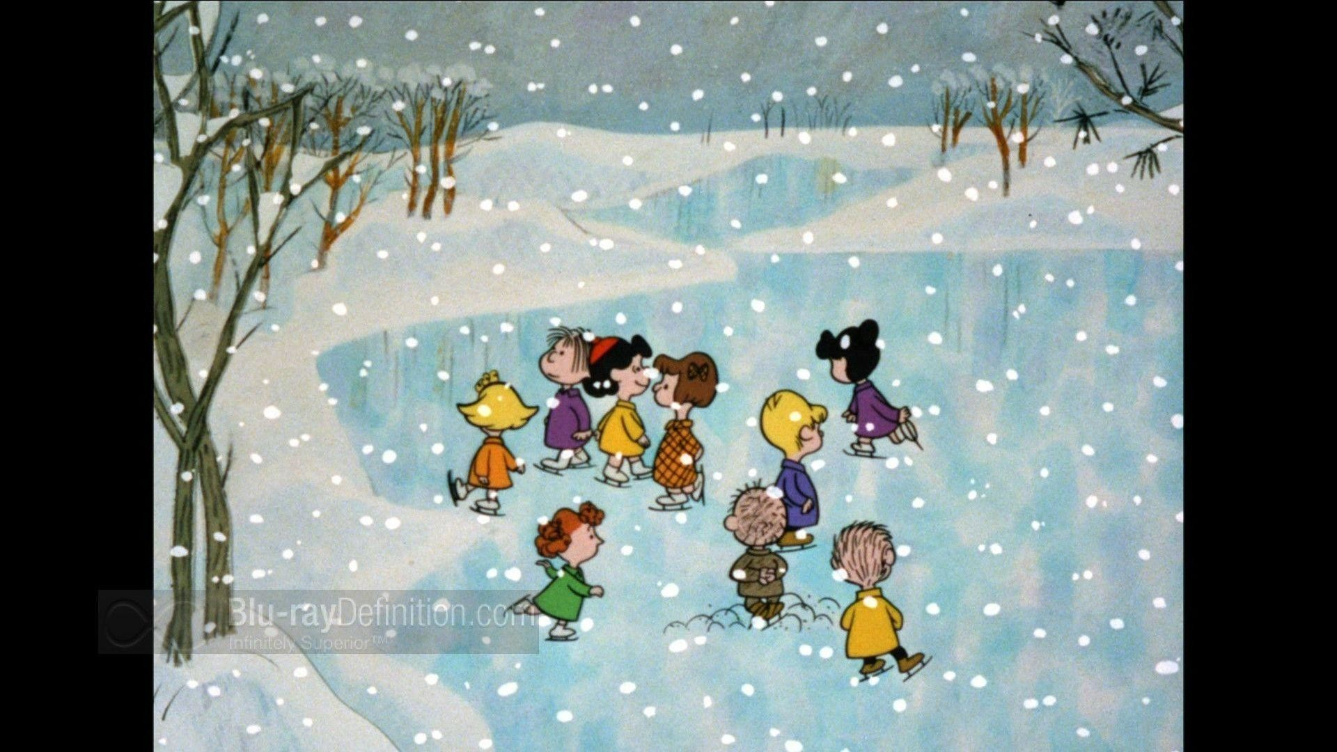 1920x1080 Charlie Brown Christmas Backgrounds - Wallpaper Cave