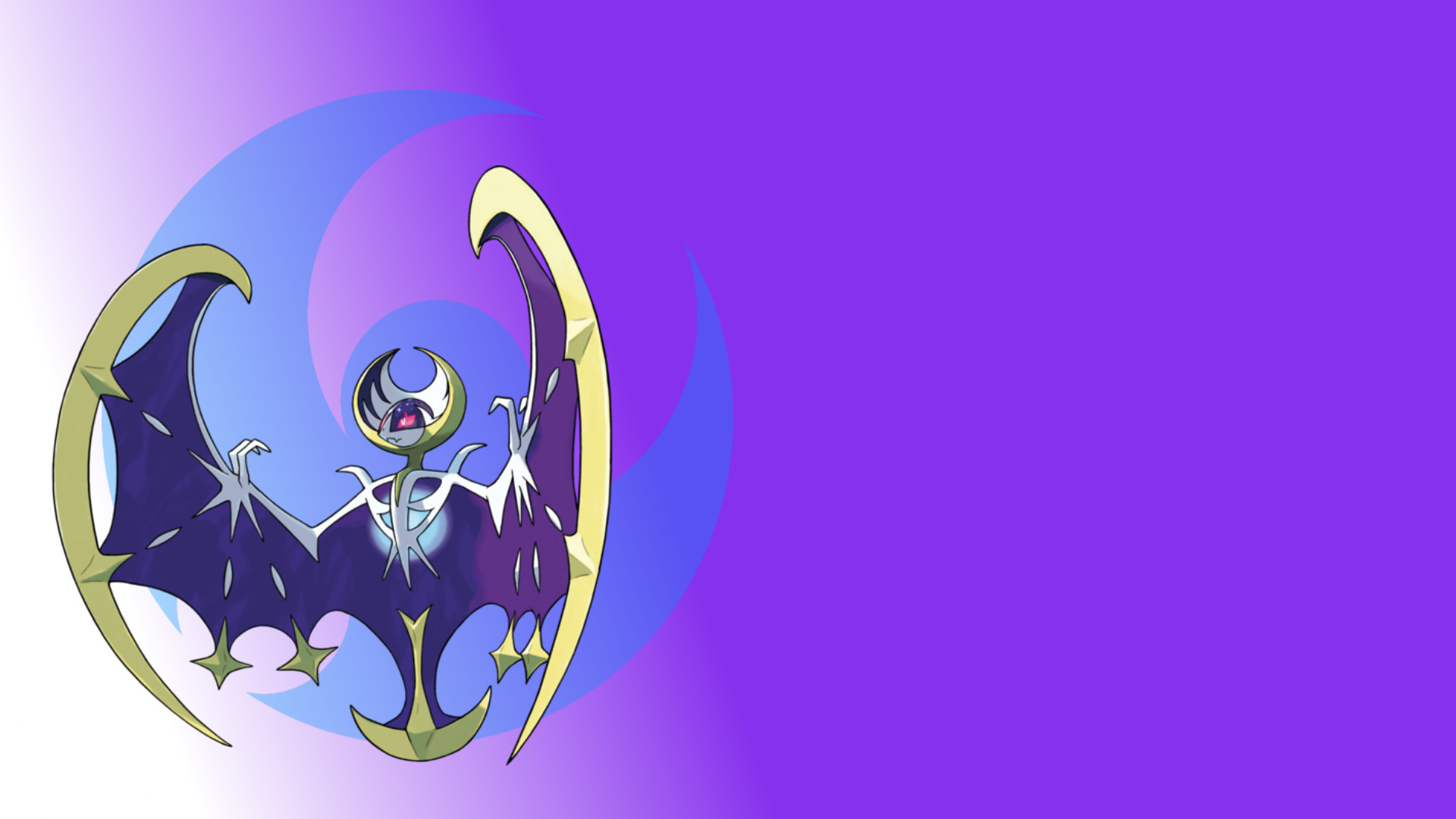 1920x1080 Lunala Wallpaper by Ehero47 Lunala Wallpaper by Ehero47