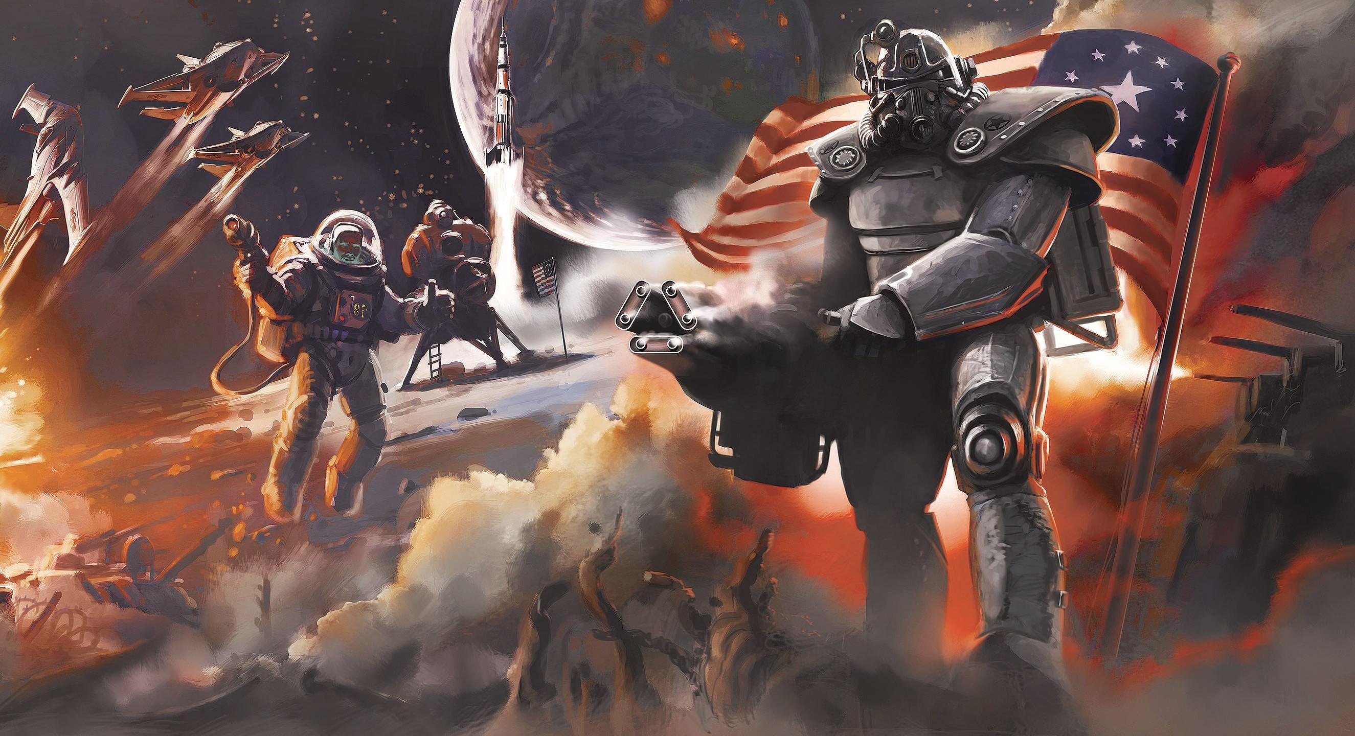 4k Fallout 4 Wallpaper 56 Images