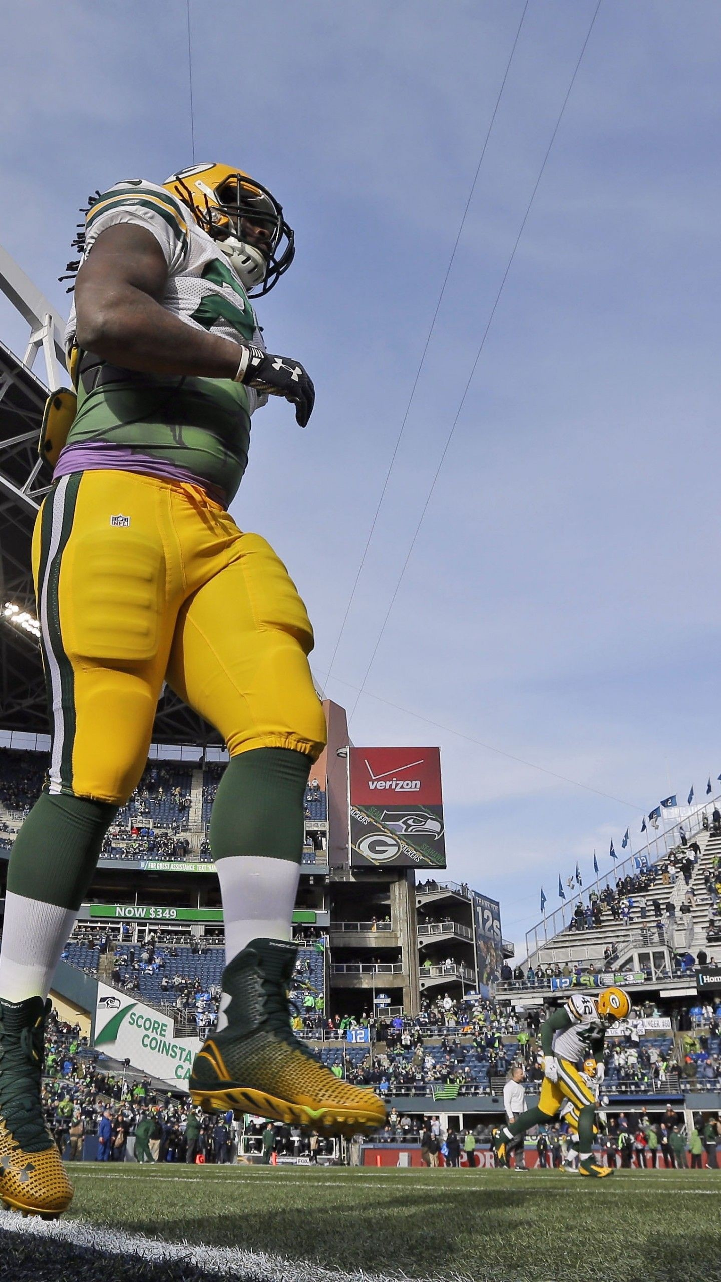 1440x2560 Download Wallpaper  Eddie lacy out, Eddie lacy packers .