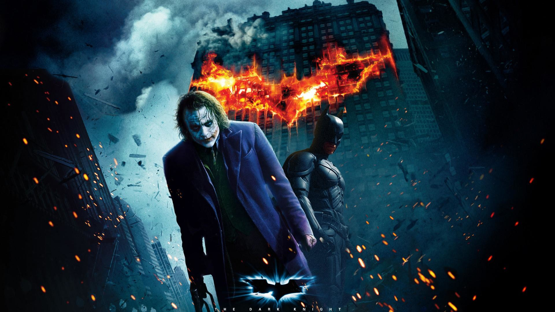 Batman Vs Joker Wallpaper 73 Images