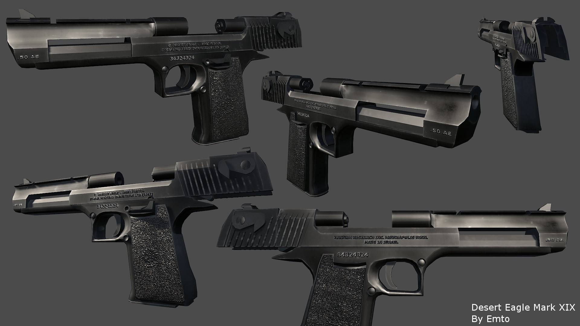 magnum research wallpaper The classic desert eagle is now available in stainless steel check out the new magnum research stainless desert eagle pistols here.