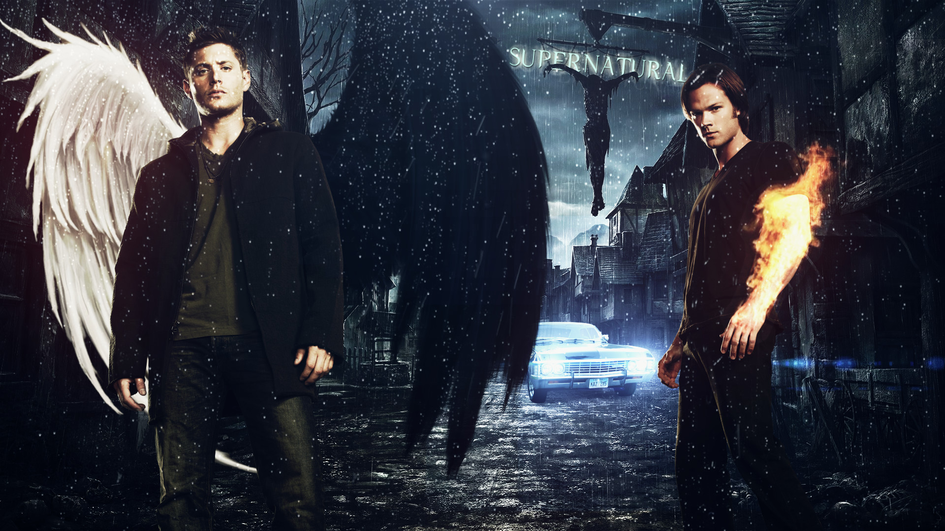 1920x1080 ... 110 Supernatural HD Wallpapers | Backgrounds - Wallpaper Abyss ...