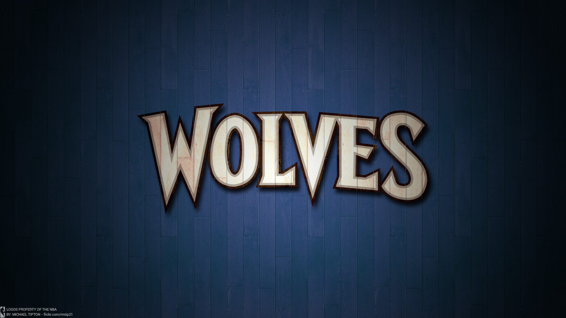 1920x1080 ... NBA 2017 Minnesota Timberwolves hardwood logo desktop wallpaper