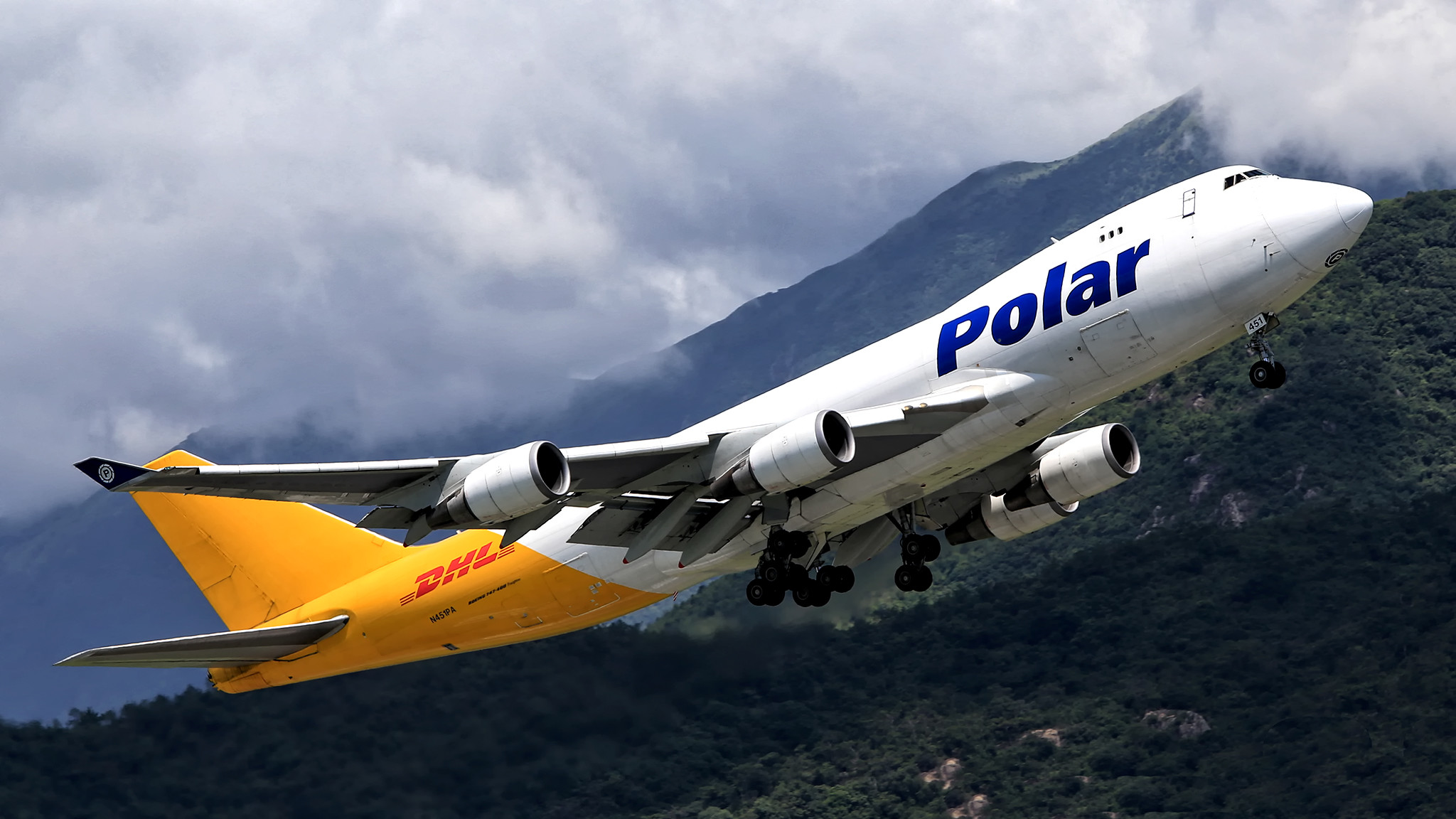 Boeing 747 Wallpaper 74 Images
