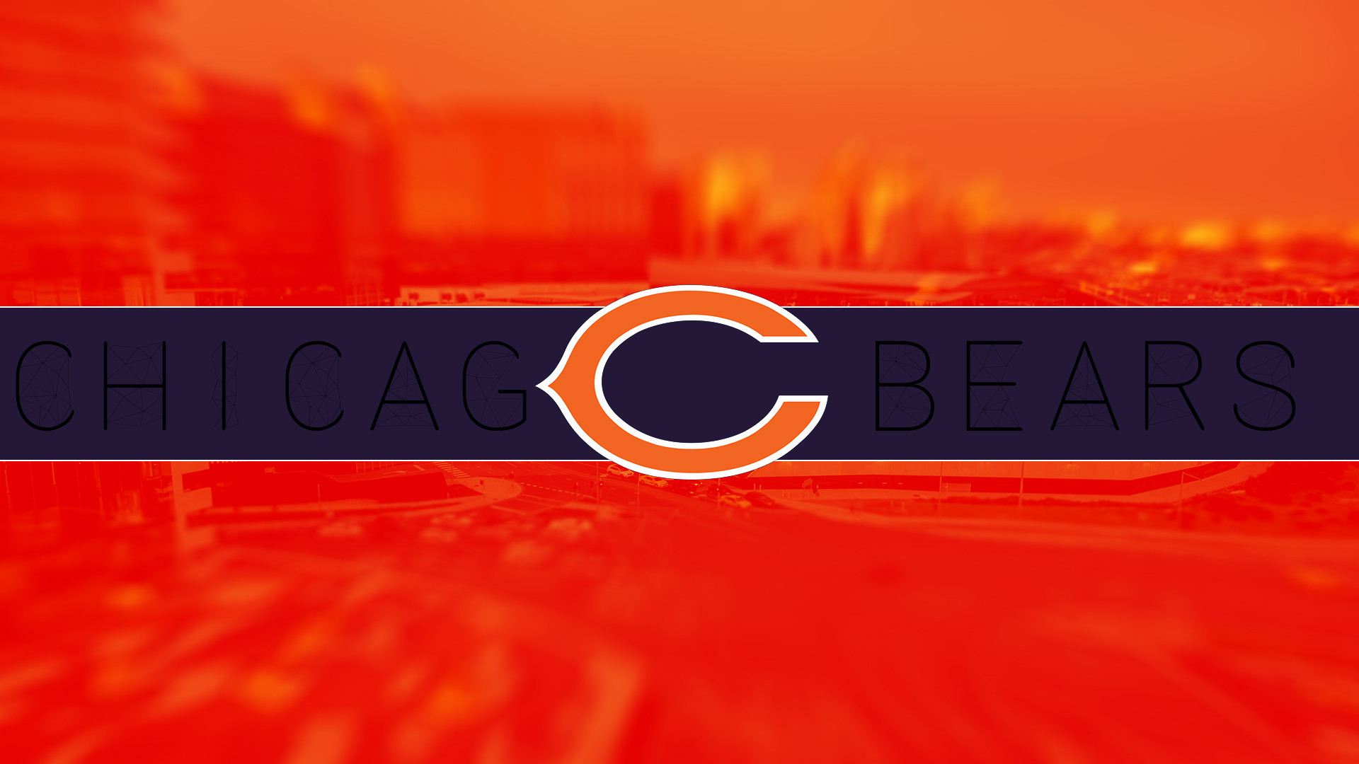 1920x1080 Chicago Bears Wallpaper Preseason Start 2018 - Image #4191 - Licence: Free  for Personal