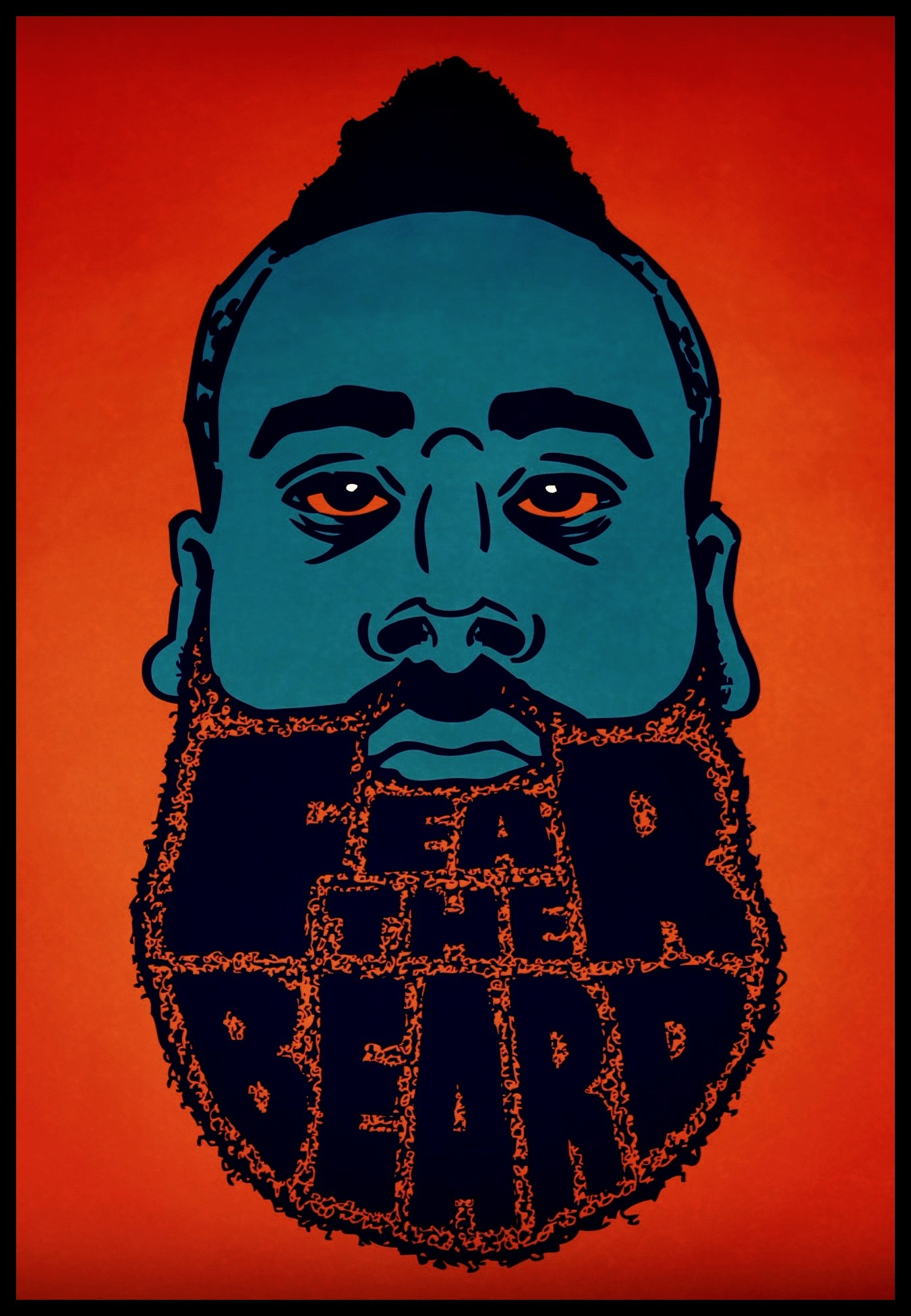 Fear The Beard Wallpaper 60 Images