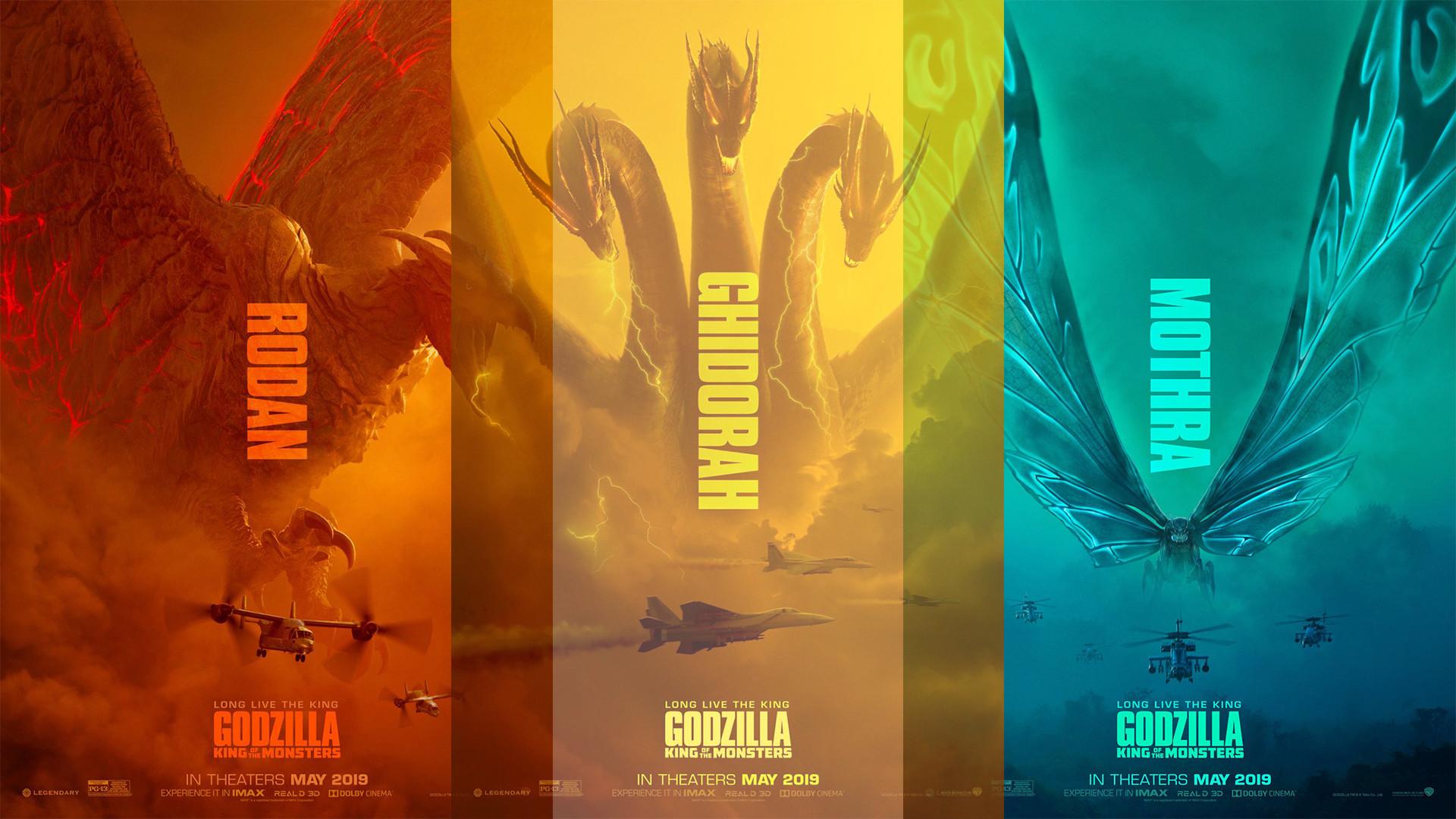 Godzilla Desktop Wallpapers 77 Images