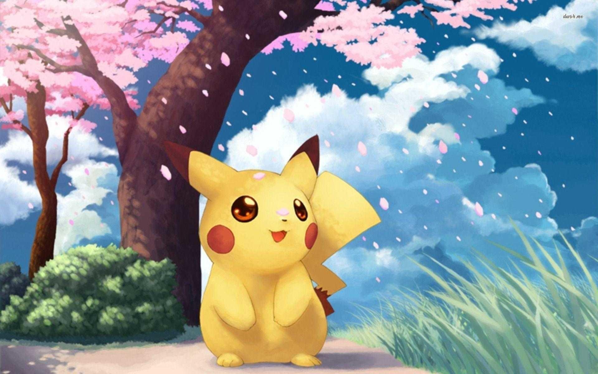 Cute Pokemon Wallpaper (82+ images)