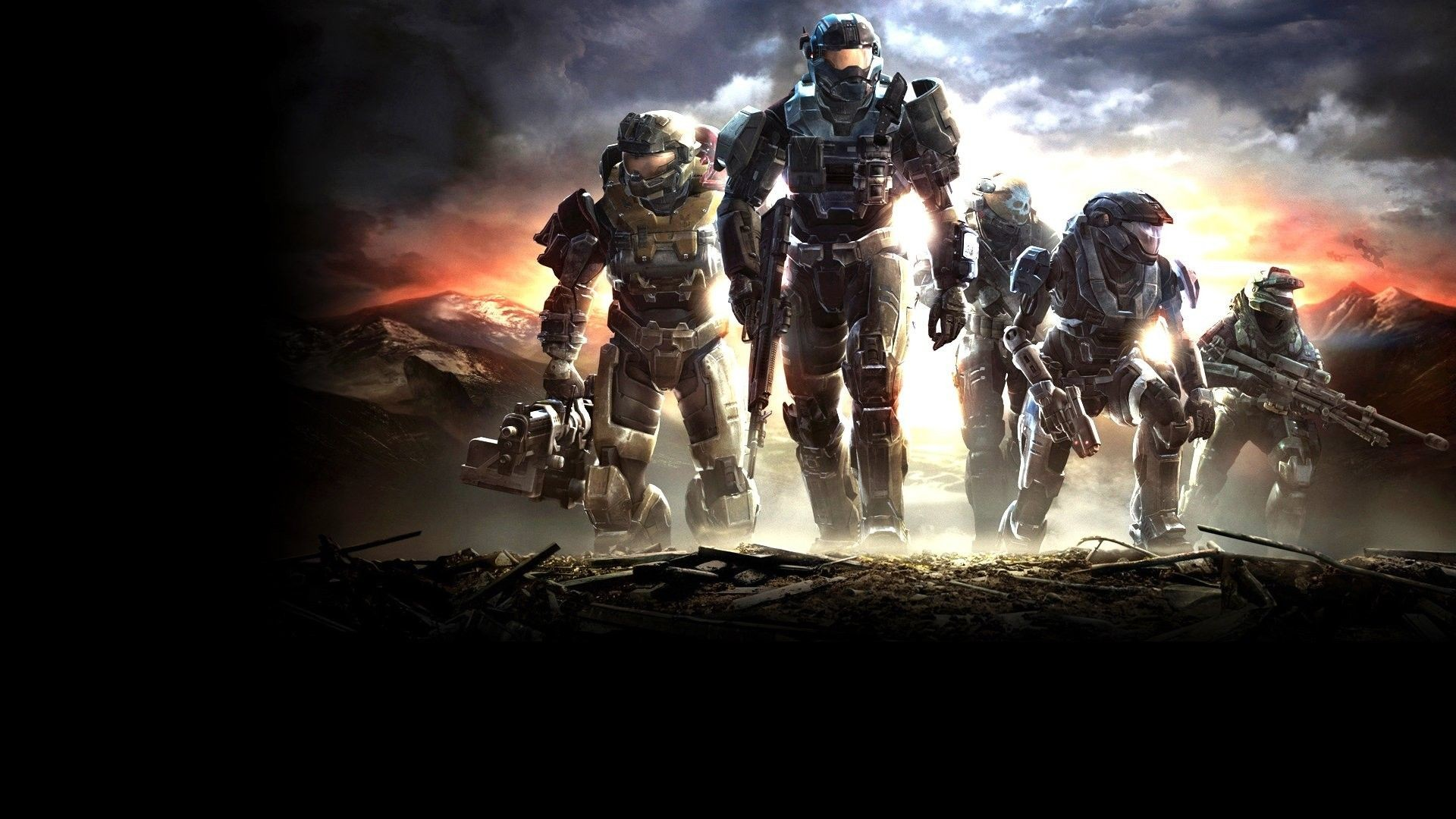 1920x1080 Halo reach wallpapers top free halo reach backgrounds jpg  Noble  team halo reach