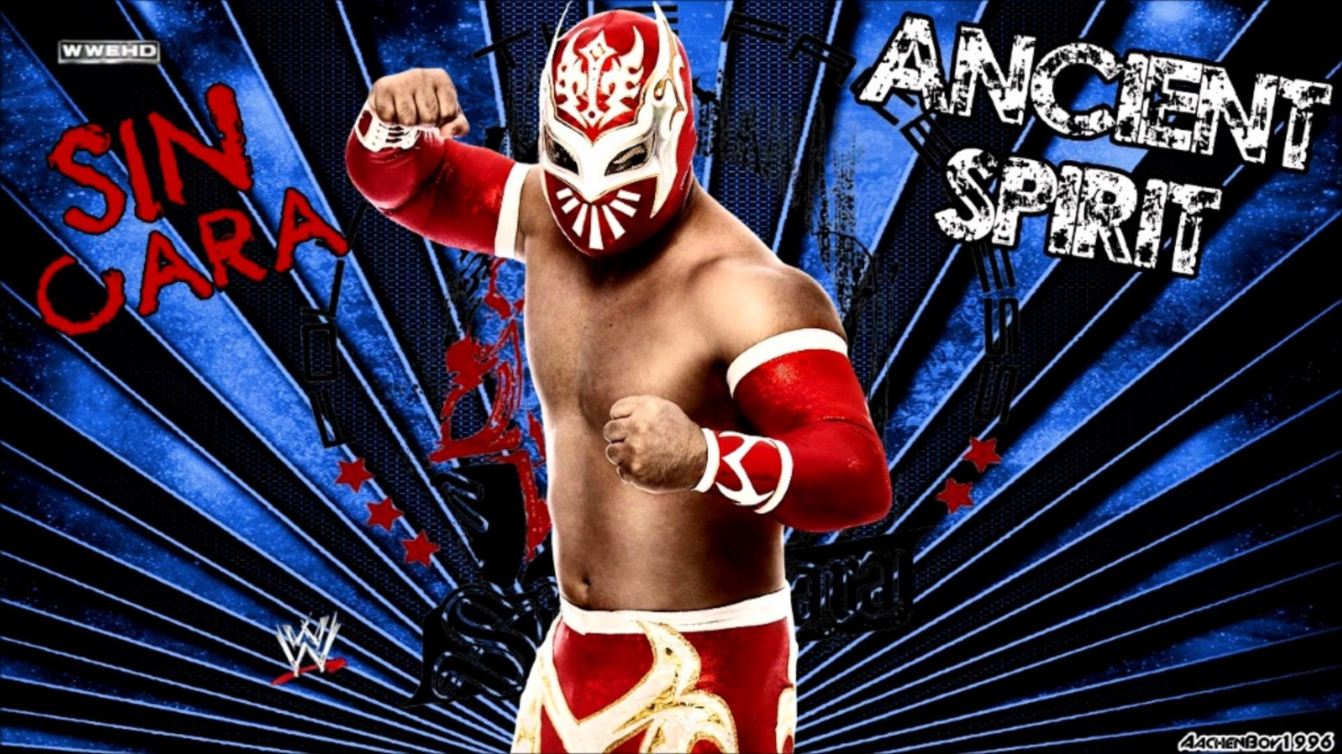 "1920x1080 WWE Sin Cara 5th Theme Song ""Ancient Spirit"" [V4] Arena Edit + Download  Linká´´á´°"
