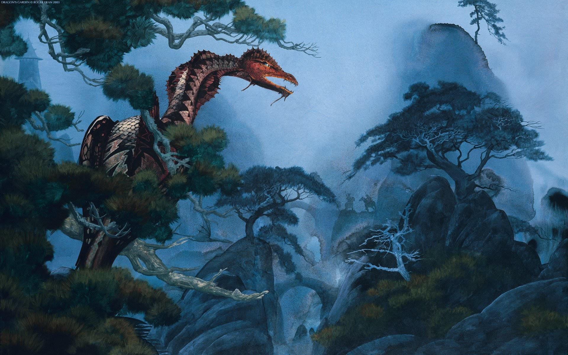 1920x1200 Roger Dean Surreal Wallpapers. by DrGo0fyJul 30. Load 10 more imagesGrid  view
