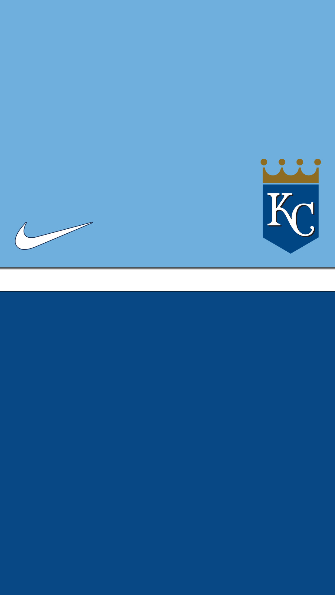1080x1920 Kansas City Royals Nike IPhone wallpaper HD. Free desktop .
