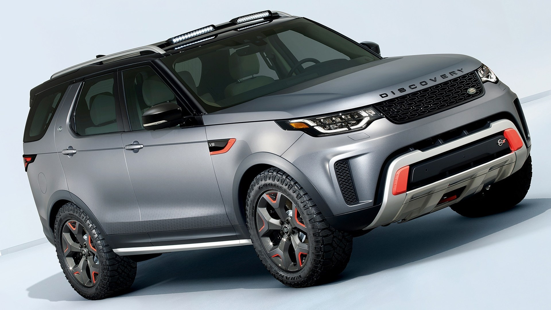 1920x1080 Land Rover Discovery 2019 Review