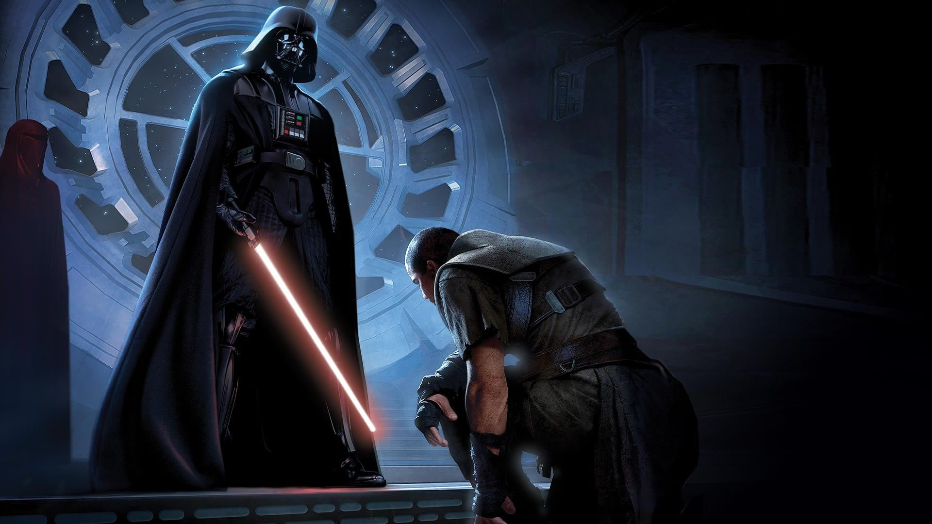 1920x1080 Darth Vader, Video Games, Star Wars, Star Wars: The Force .