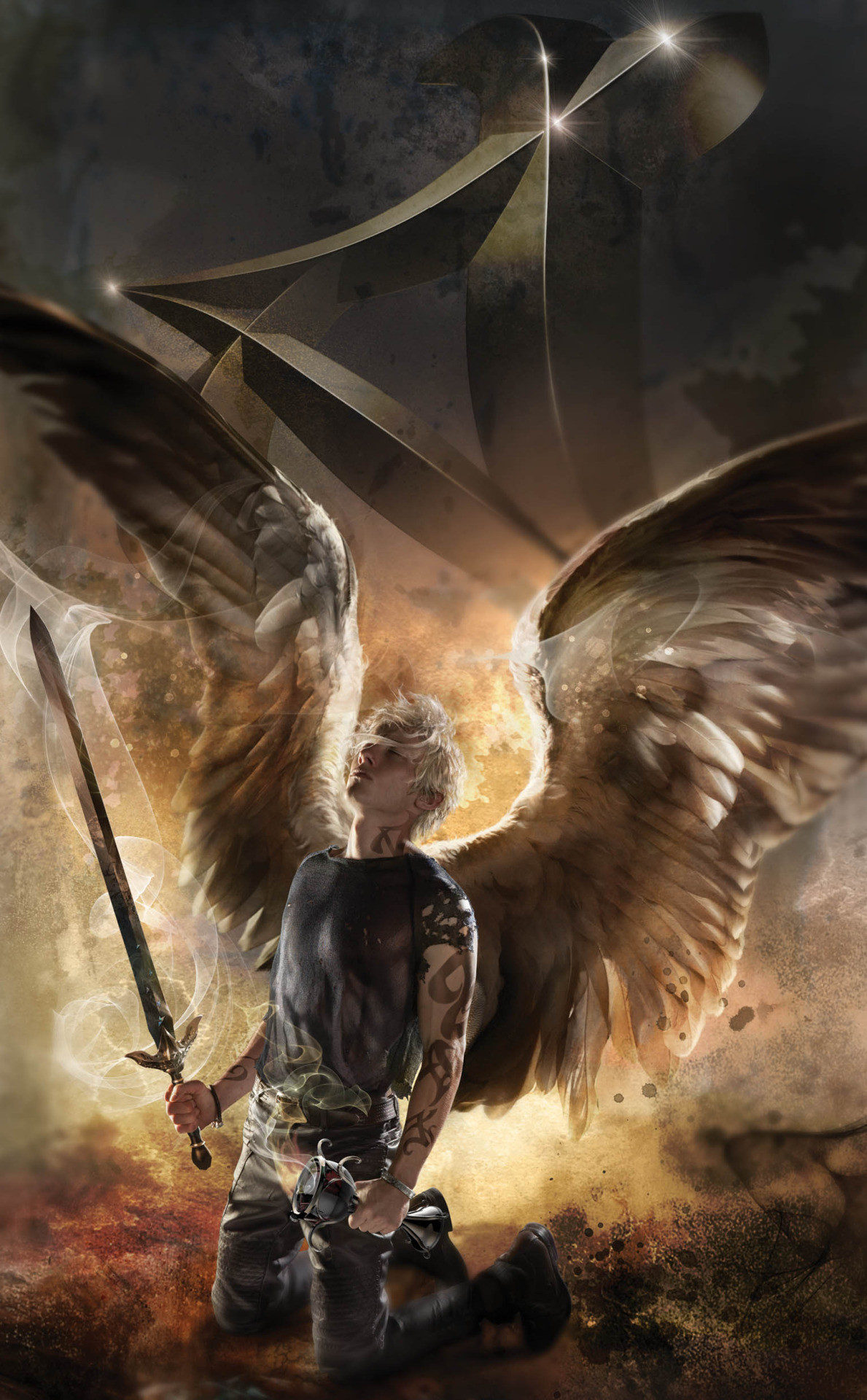 1189x1920 Sebastian - City of Heavenly Fire (Shadowhunters, The Mortal Instruments,  book six) by Cassandra Clare, special edition cover