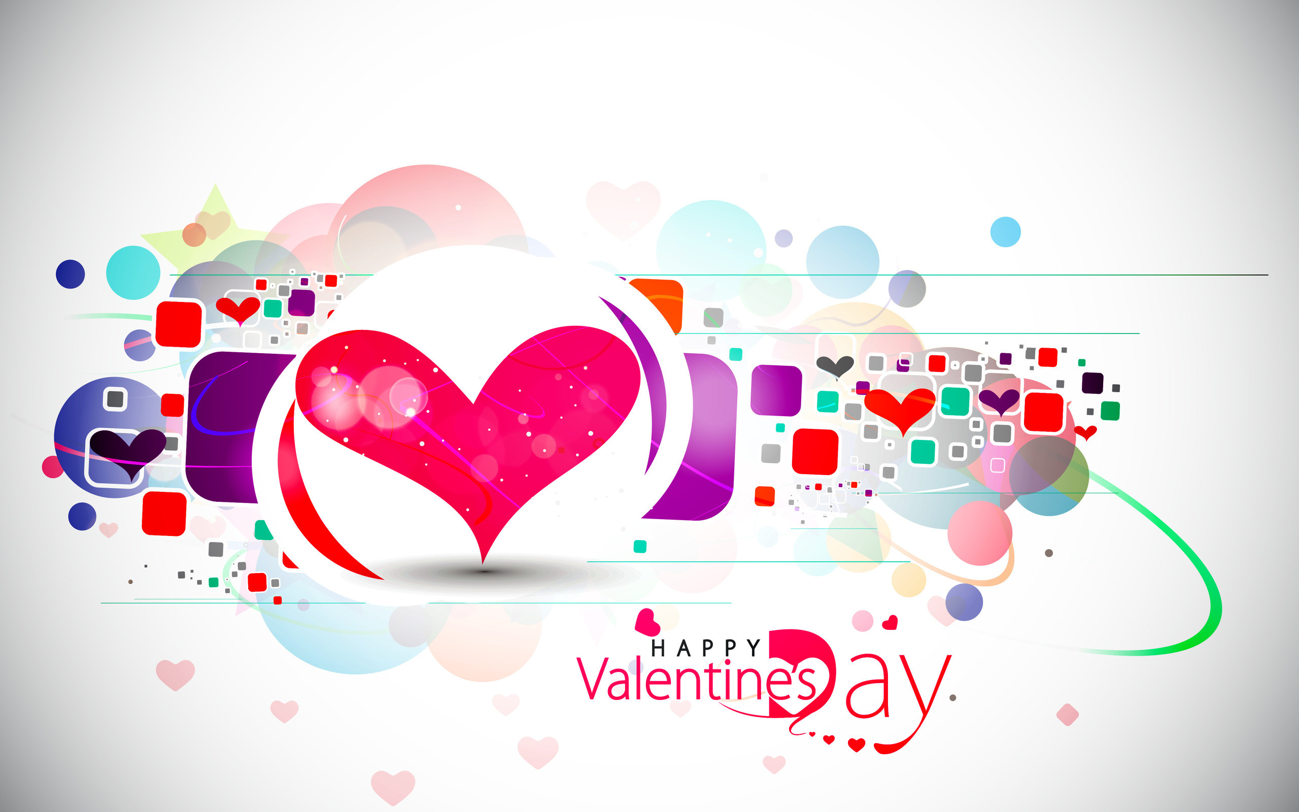 2560x1600 Valentine Day Cool Wallpapers