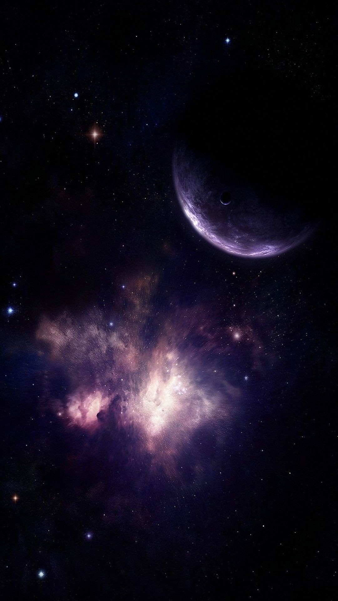Galaxy Mobile Wallpapers