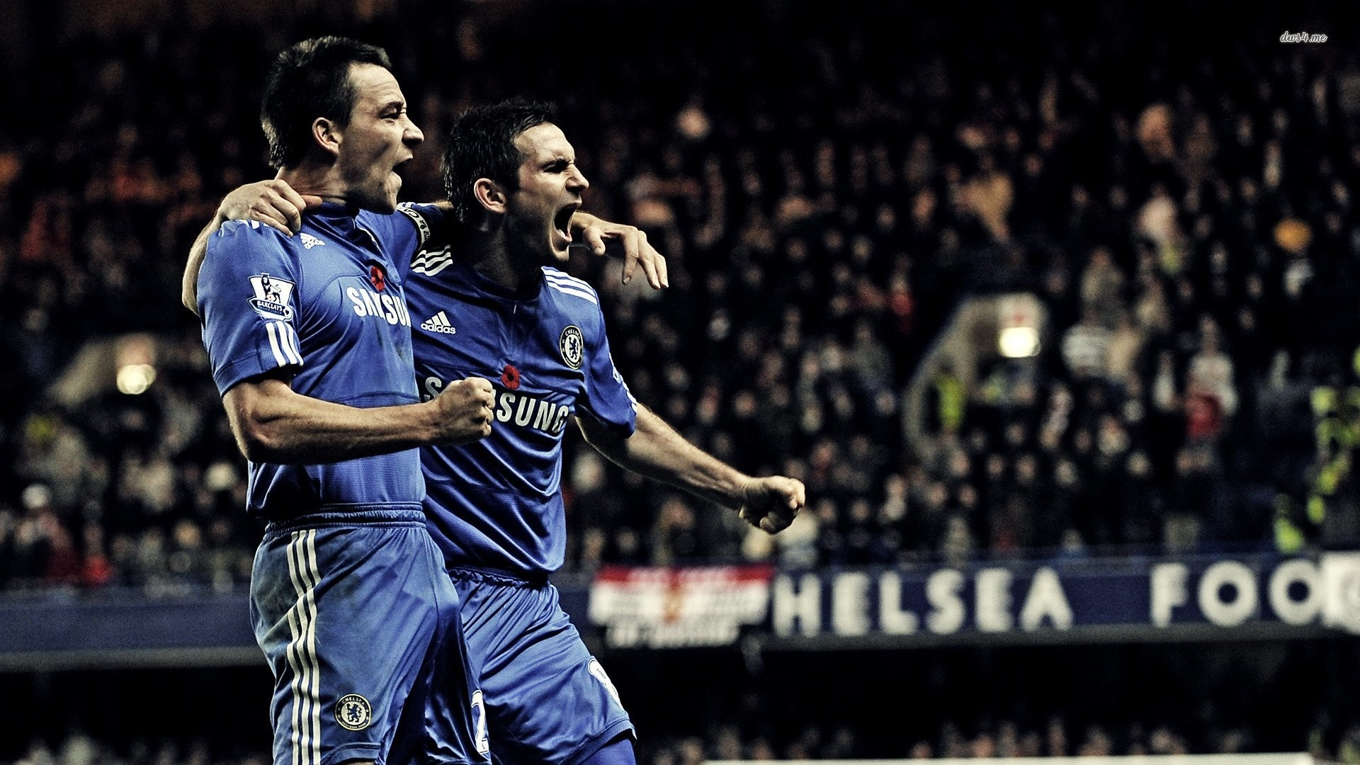 1920x1080 Preview Wallpaper Fc Chelsea Blues Eden Hazard Fernando Torres Juan Mata