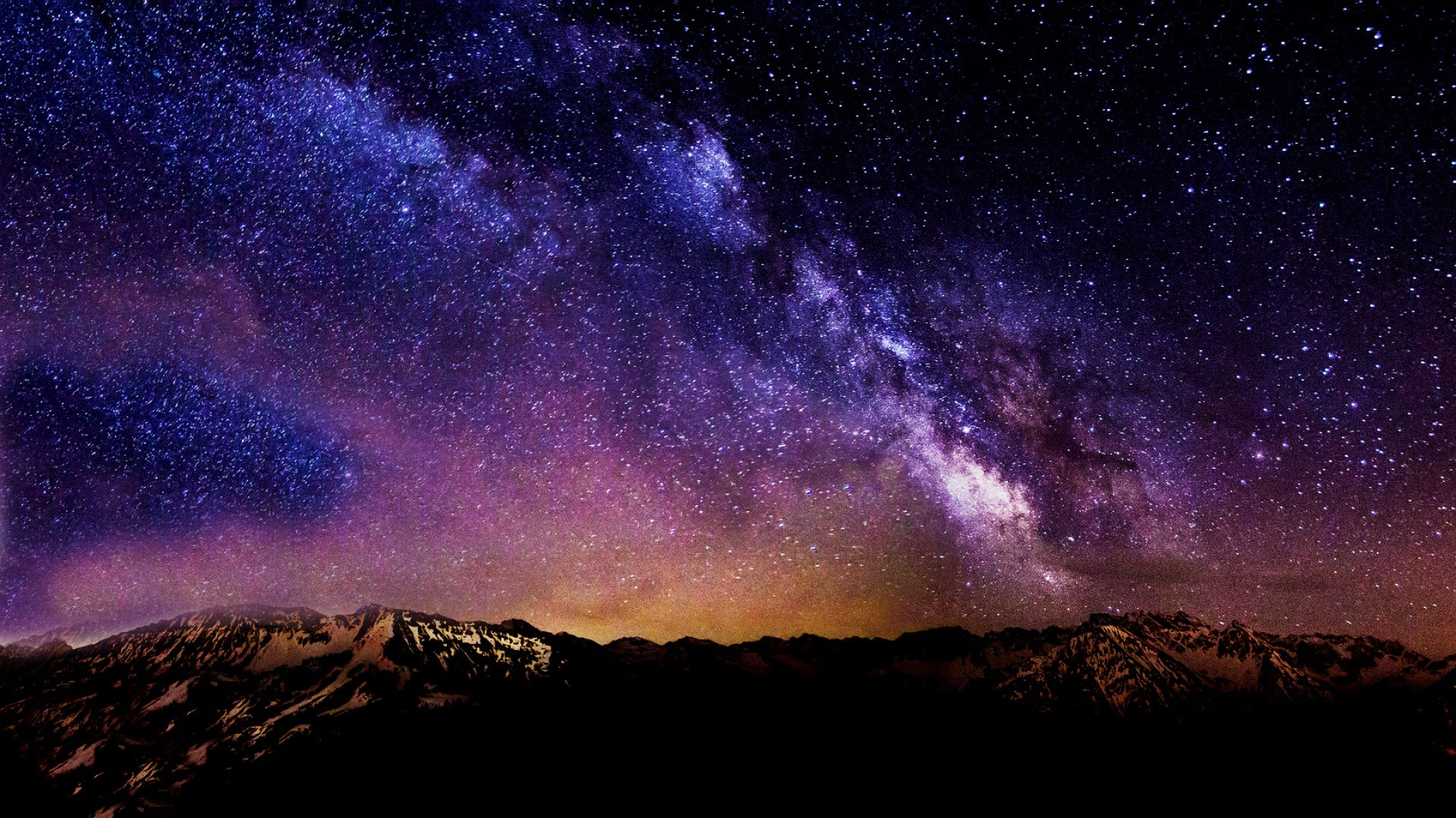 1920x1080 Starry Night. Amazing Starry Night Hd Desktop Background Wallpapers Free  1920x1200px