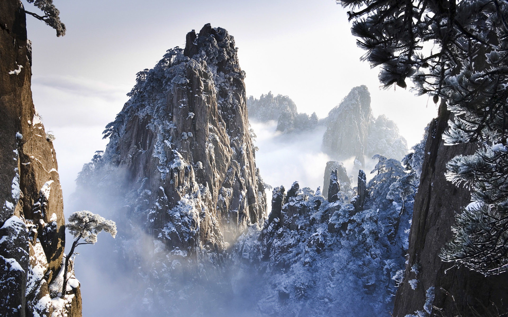 1920x1200 Chinese mountains hd – bkmn