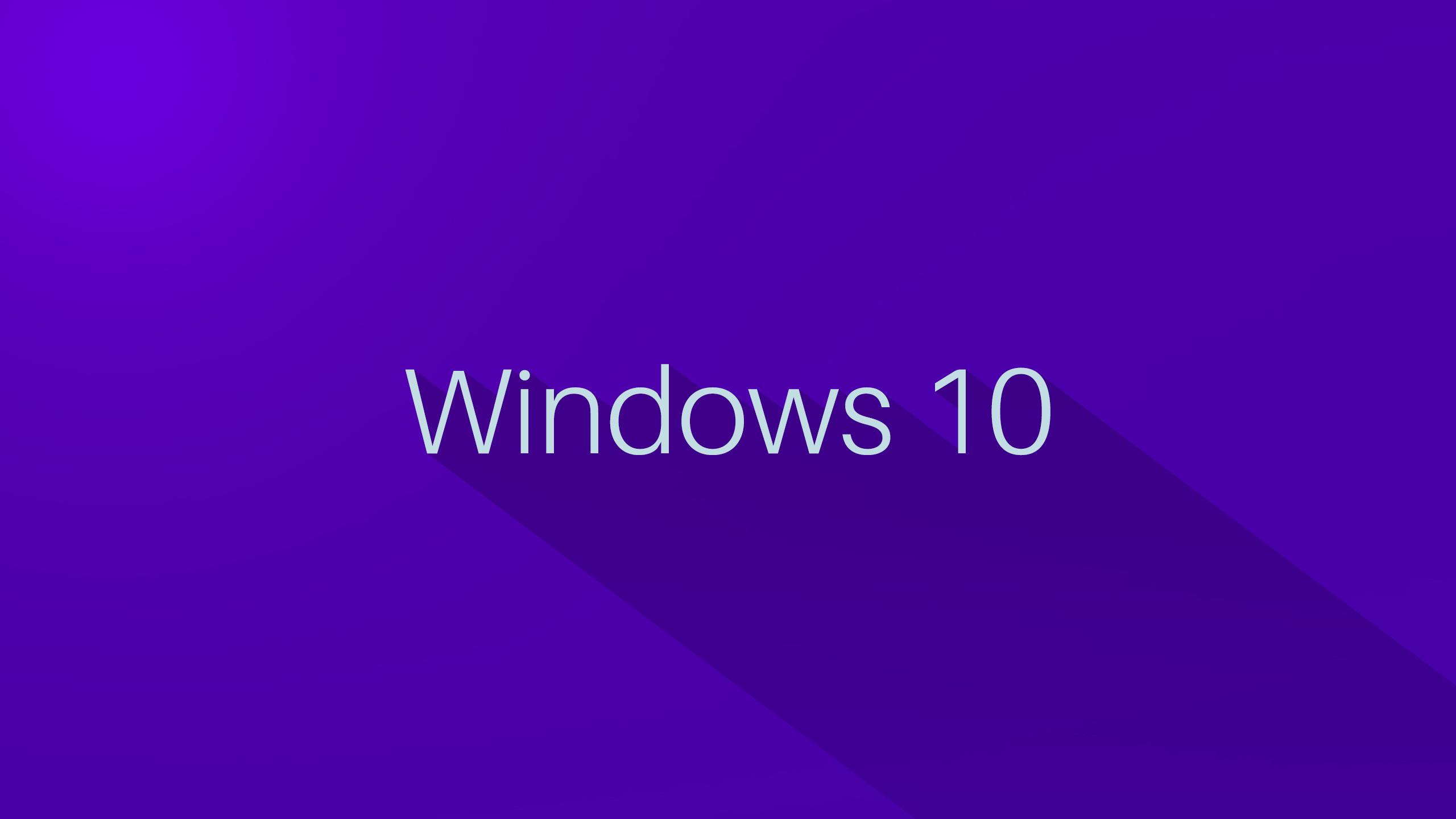 2560x1440 Windows-10-Wallpaper-1080p-Full-HD-Logo-on