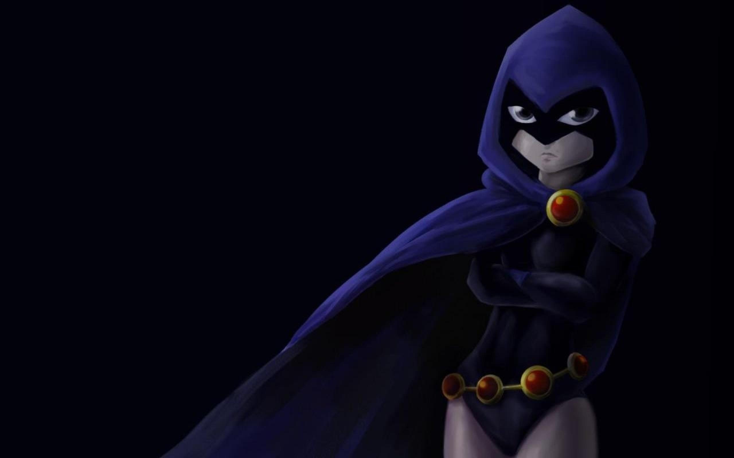 Raven Teen Titans DC Comics Wallpaper (73+ Images