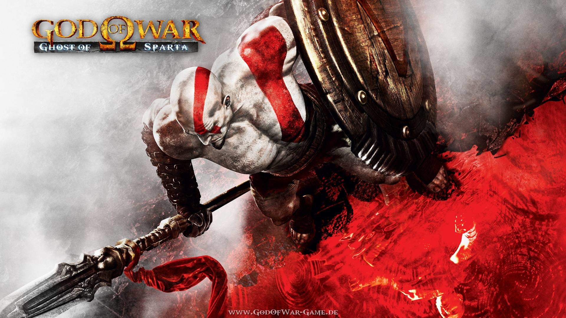 1920x1080 Images For > God Of War Wallpaper Hd 1080p