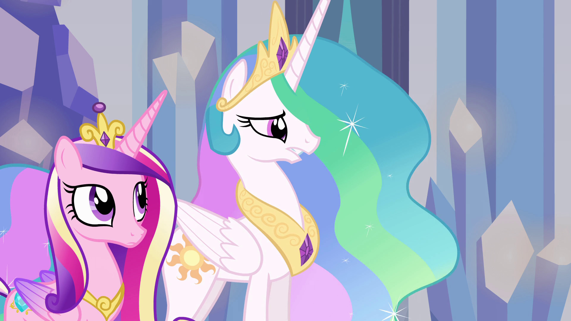 1920x1080 Image - Celestia and Cadance in throne room EG.png | My Little Pony  Friendship is Magic Wiki | FANDOM powered by Wikia